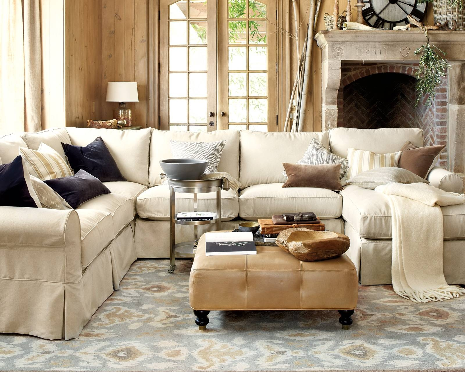 How To Match A Coffee Table To Your Sectional - How To Decorate pertaining to Coffee Table for Sectional Sofa (Image 21 of 30)
