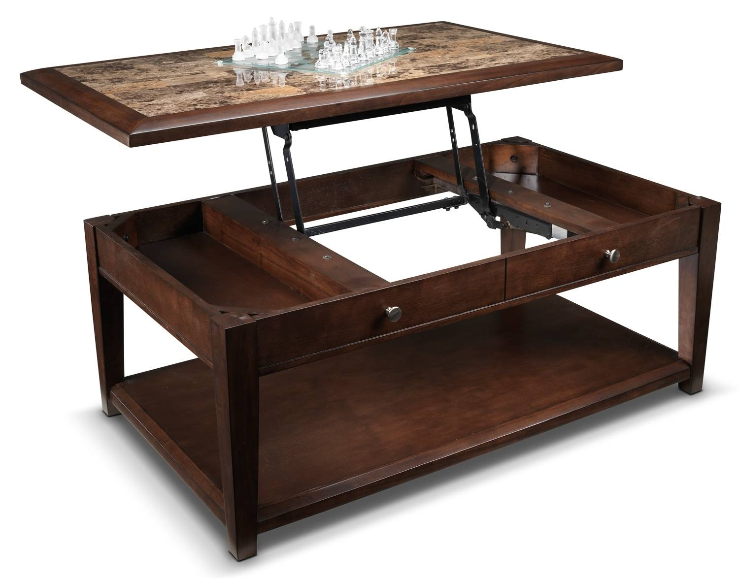 How To Repair An Elevator Lift Top Coffee Tables — The Home Redesign within Lift Top Coffee Table Furniture (Image 13 of 30)
