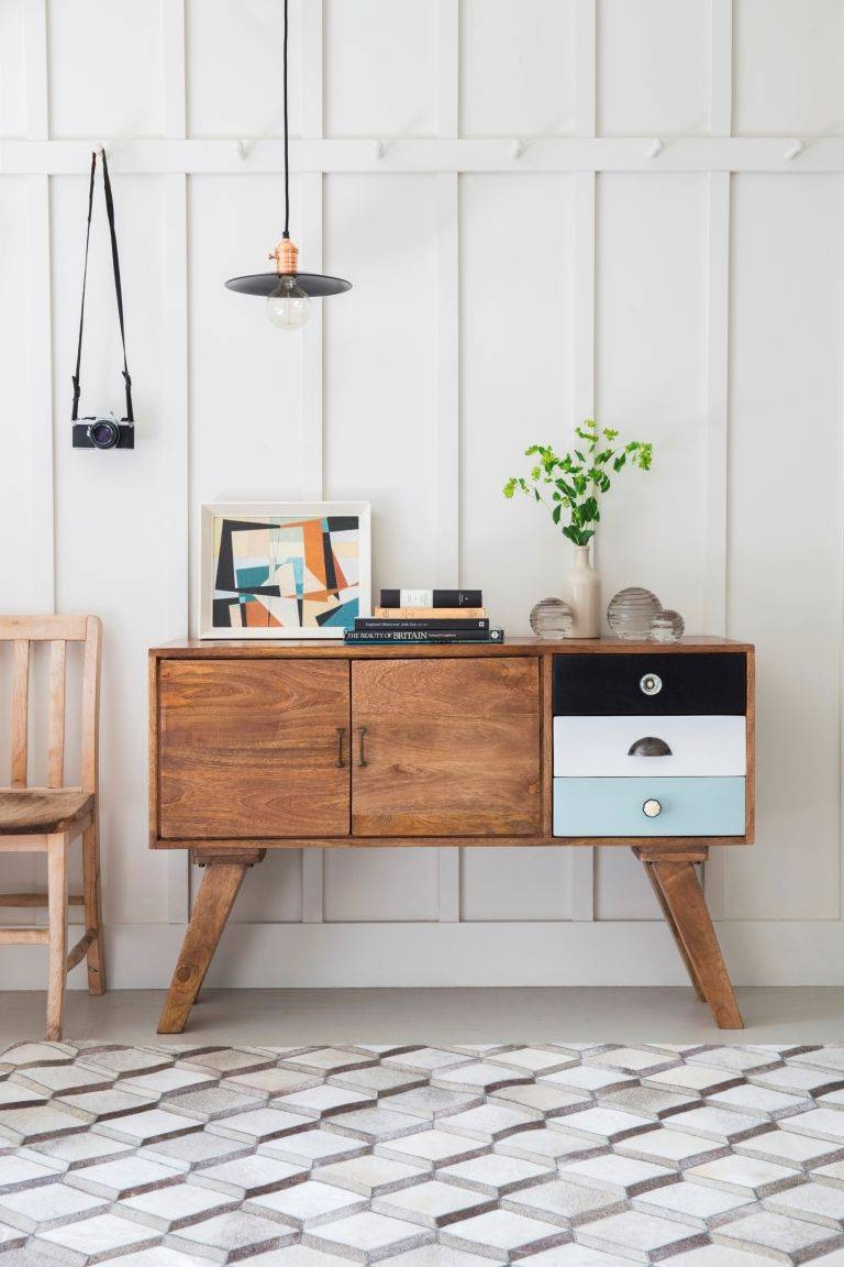 How To Style Your Sideboard inside Retro Sideboards (Image 11 of 30)