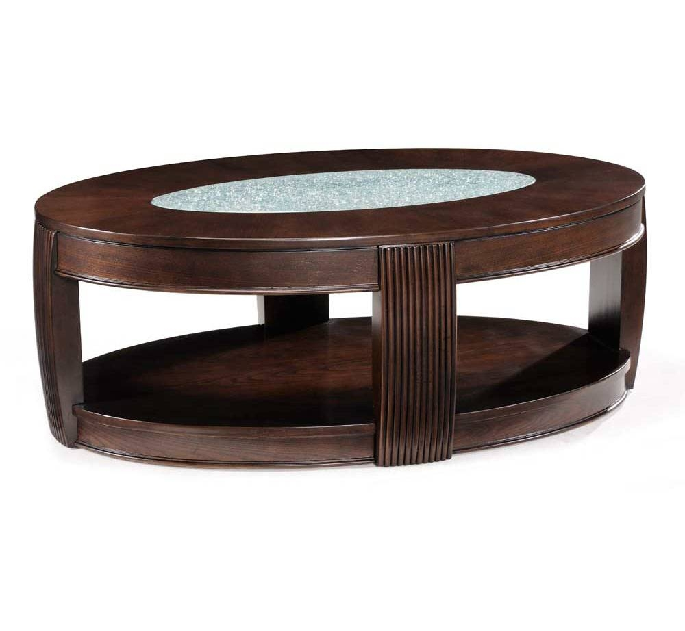 How To Turn An Oval Coffee Table Into A Bench — Interior Home Design pertaining to Oval Wood Coffee Tables (Image 18 of 30)