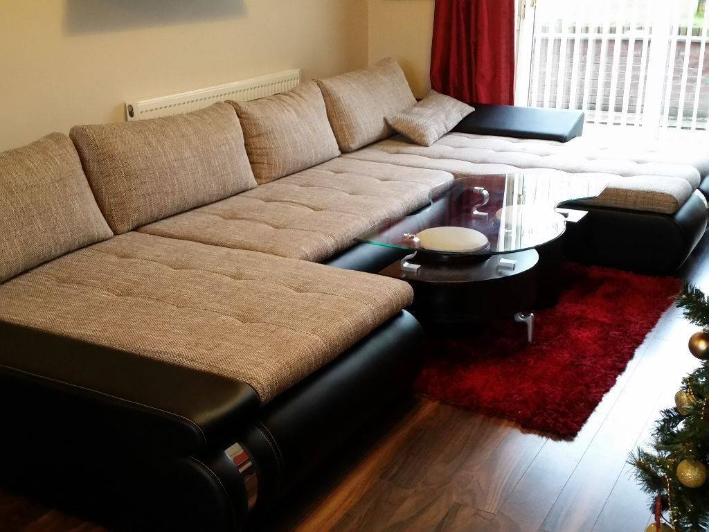 Huge Sofa Bed 19 Couches That Ensure You Ll Never Leave Your Home intended for Huge Sofas (Image 14 of 30)