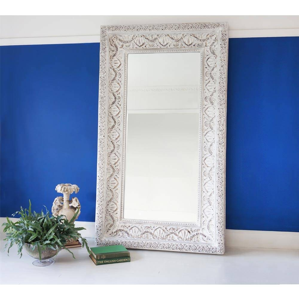 Ibiza Free Standing Floor Mirror | Luxury Mirror regarding Free Standing Mirrors (Image 13 of 25)