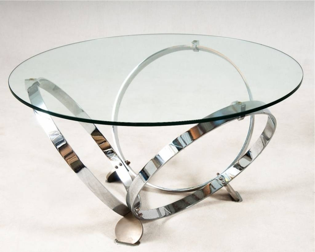 Featured Photo of Round Chrome Coffee Tables