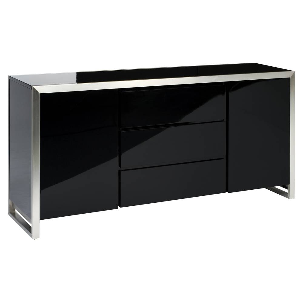 Ideas: Small Black Gloss Sideboard in Black Gloss Sideboards (Image 17 of 30)