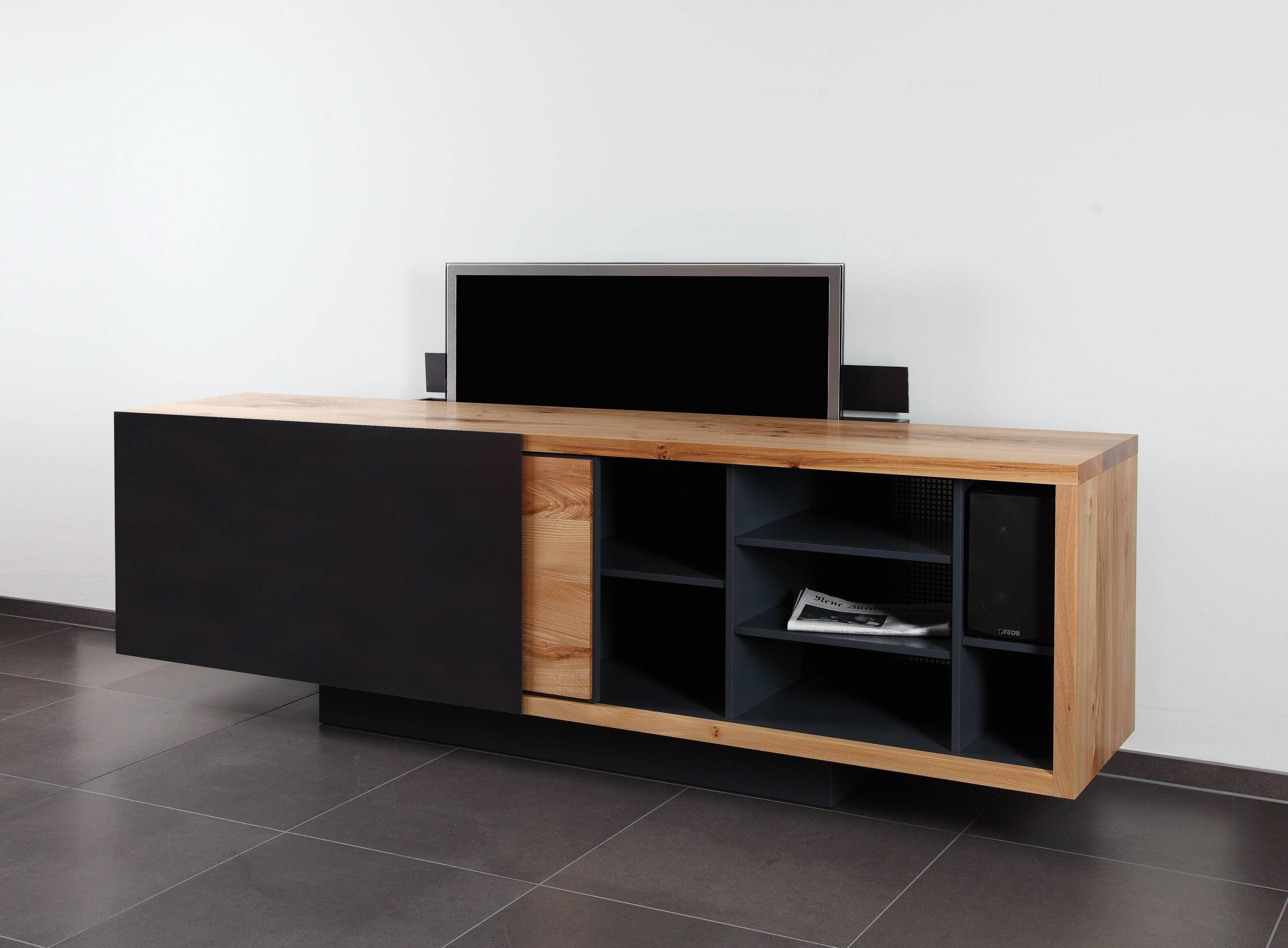 Ign. B2. Tv. Sideboard. - Multimedia Sideboards From Ign. Design in Tv Sideboards (Image 13 of 30)