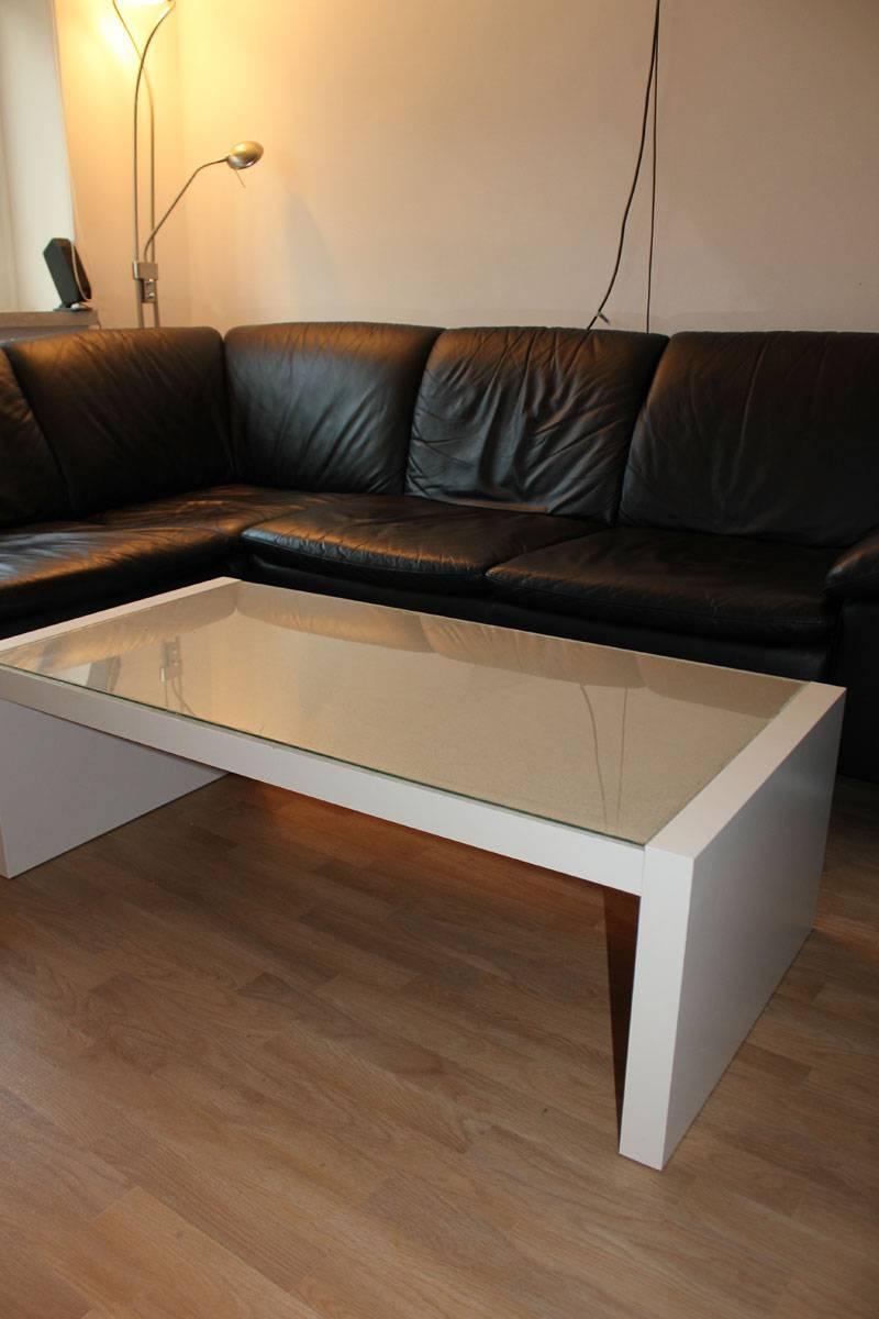 Ikea Coffee Table Glass Top | Roselawnlutheran with Glass Top Display Coffee Tables With Drawers (Image 25 of 30)