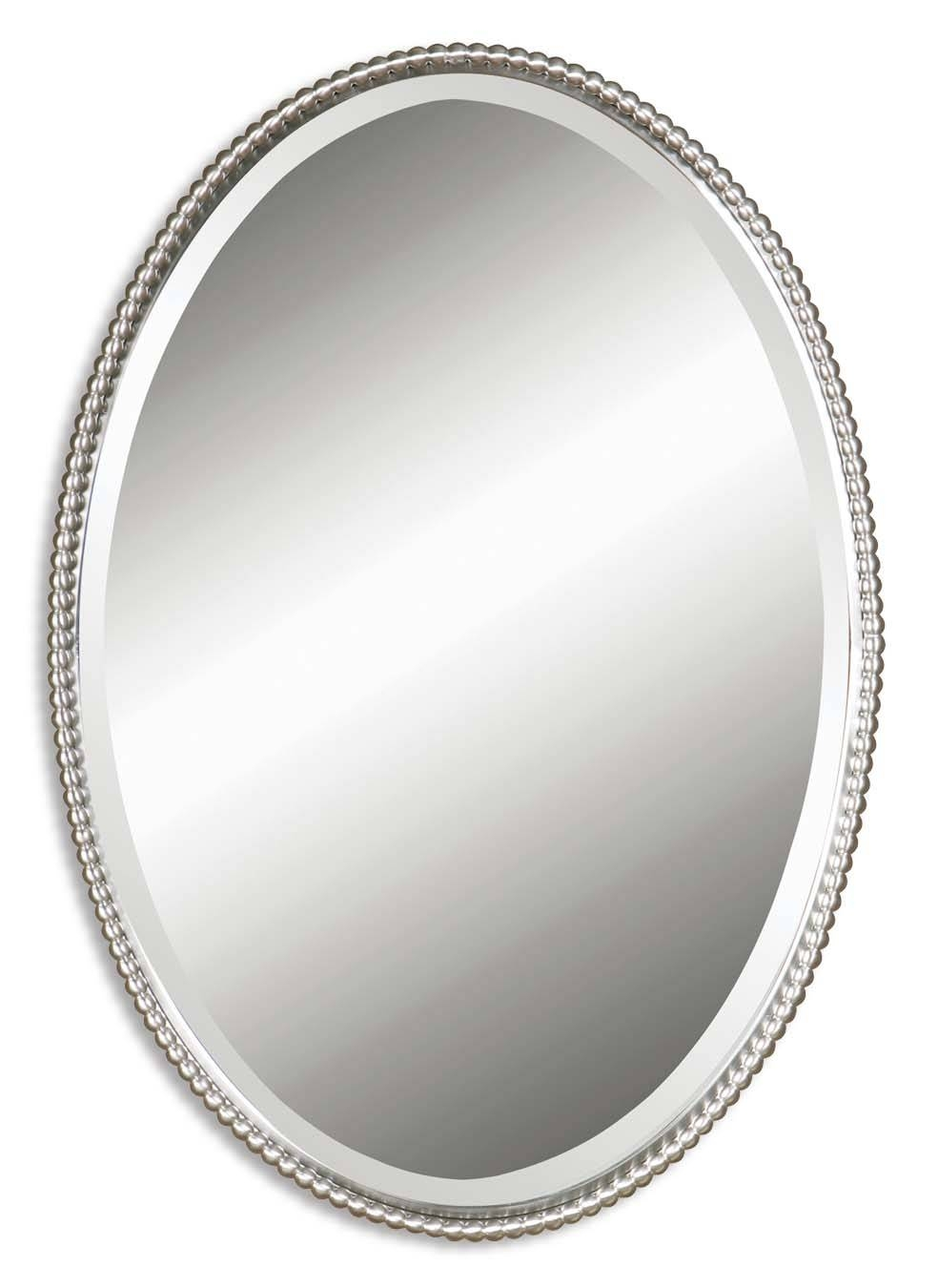 Ikea Kolja Mirror Oval | Carpetcleaningvirginia intended for Oval Silver Mirrors (Image 8 of 25)