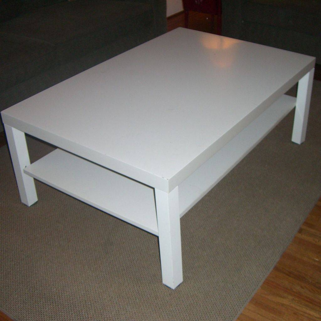 Ikea White Coffee Table – Ikea White High Gloss Coffee Table, Ikea intended for Coffee Tables White High Gloss (Image 13 of 30)