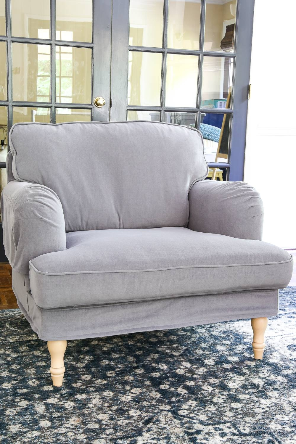 Ikea's New Sofa And Chairs And How To Keep Them Clean - Bless'er House with regard to Comfortable Sofas and Chairs (Image 8 of 30)