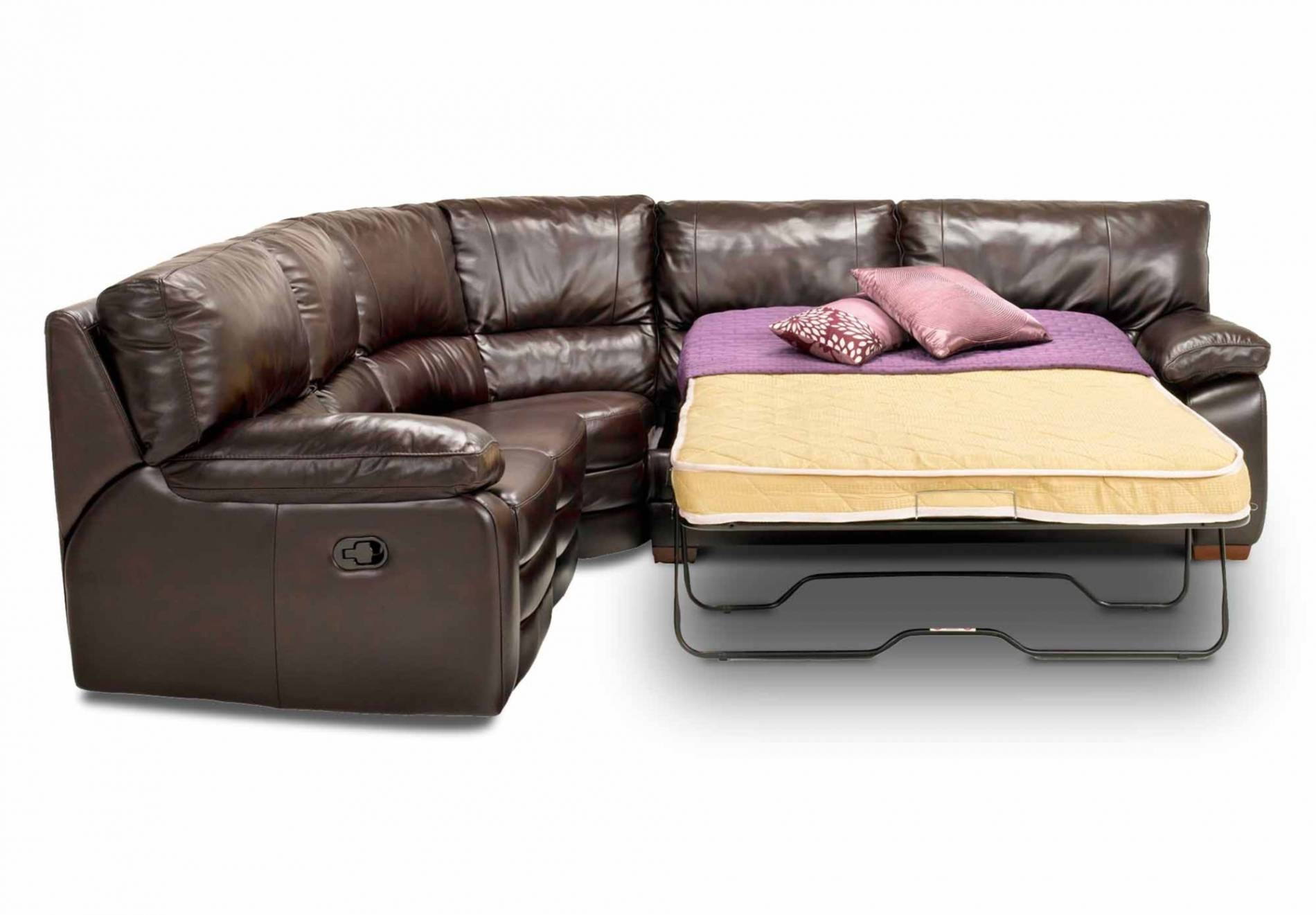 Image Of Best Leather Corner Sofa Bed Design – House And Living throughout Leather Corner Sofa Bed (Image 20 of 30)
