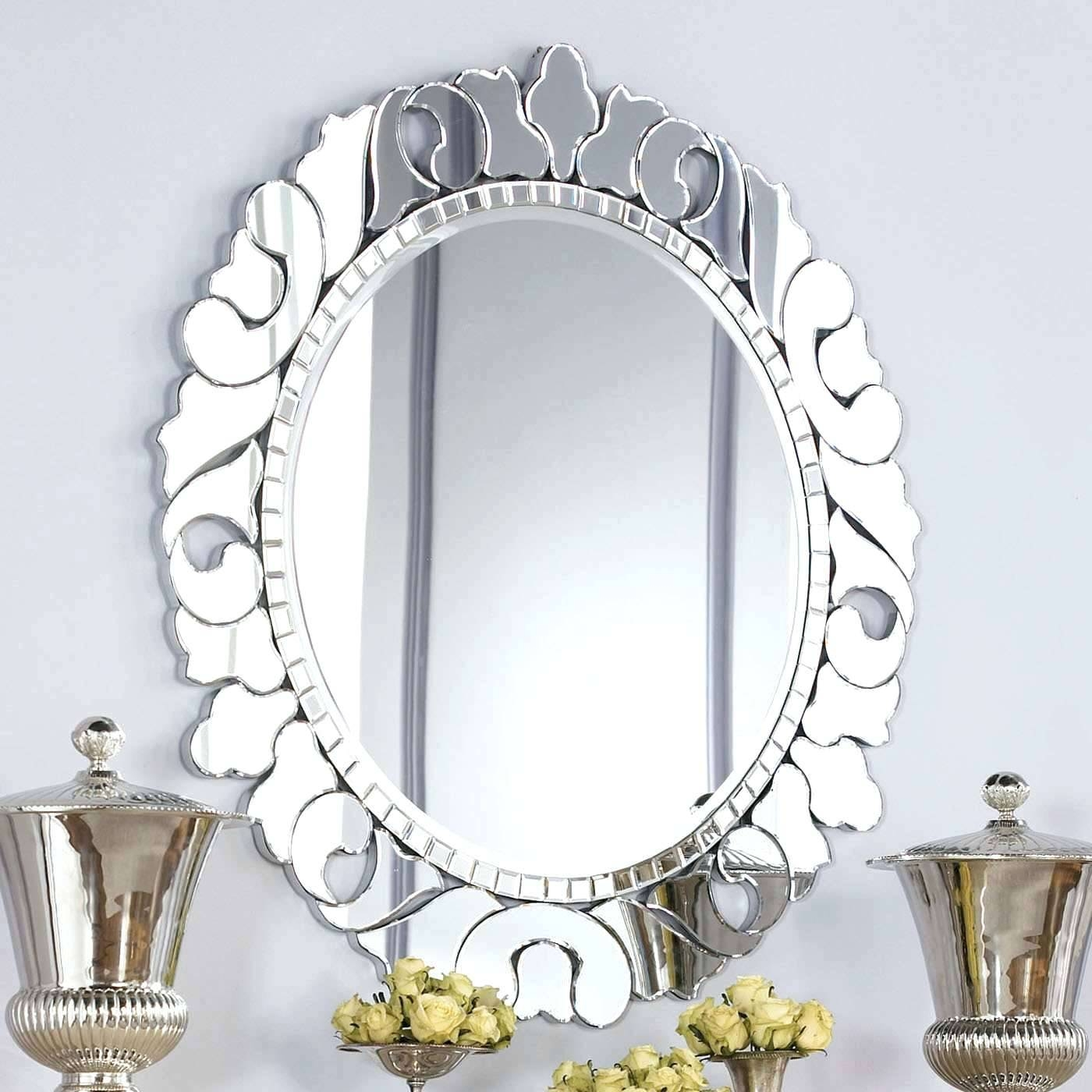 Image Titled Decorate A Mirror Step 3How To Frame With Flowers inside Expensive Mirrors (Image 22 of 25)