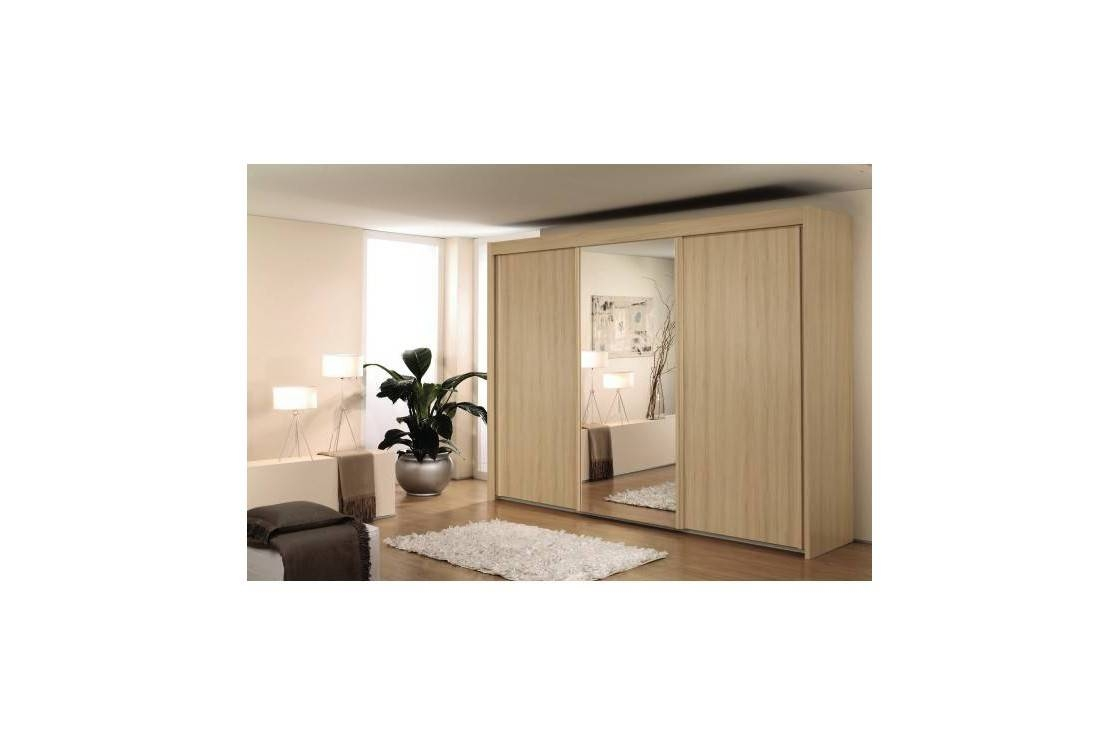 Imperial 4 Door Sliding Wardrobe With 2 Mirrored Doors (w 320cm X With Regard To Imperial Wardrobes (View 10 of 15)