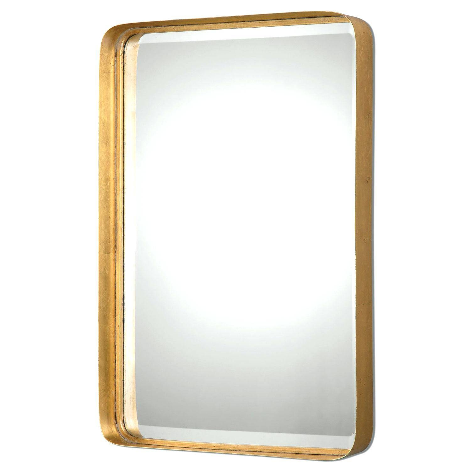 Impressive Design Gold Wall Mirrors Homey Ideas Marina Framed regarding Modern Gold Mirrors (Image 13 of 25)