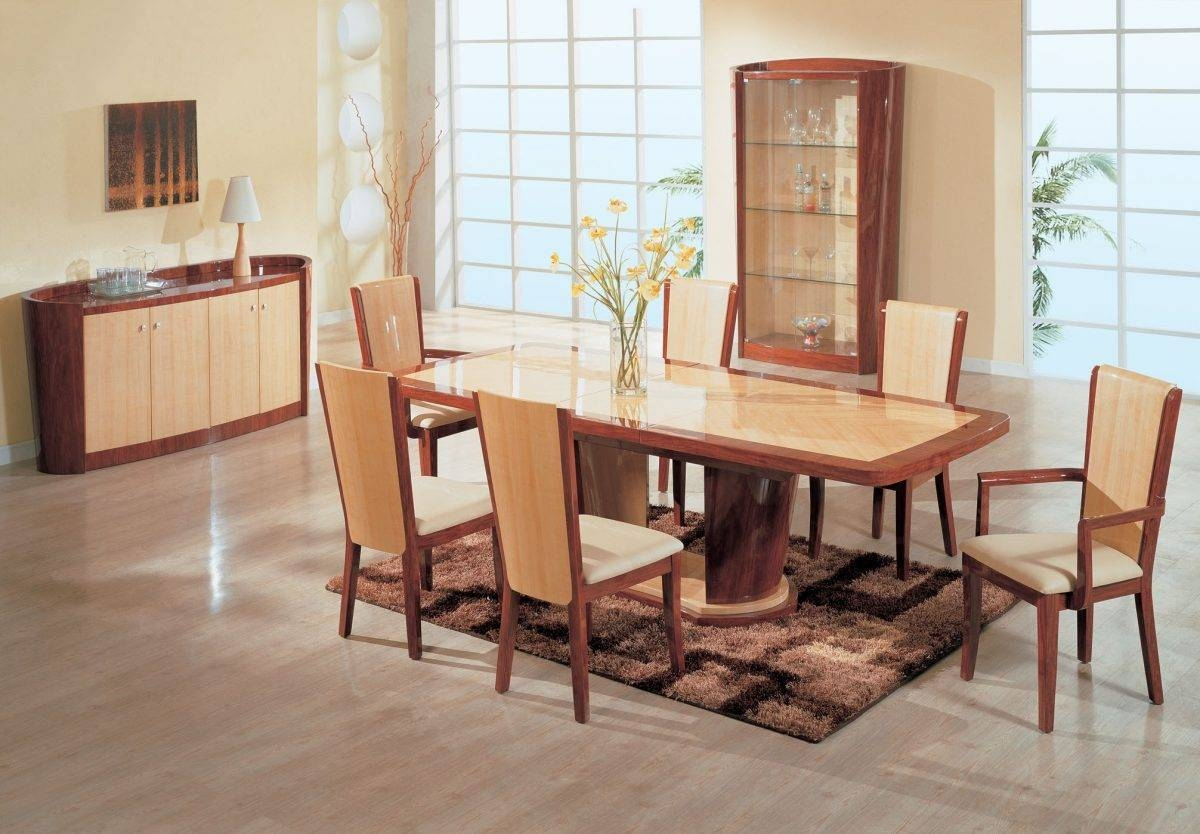 Impressive Long Narrow Dining Table Ideas As The Best Appreciation with Narrow Armchairs (Image 15 of 30)