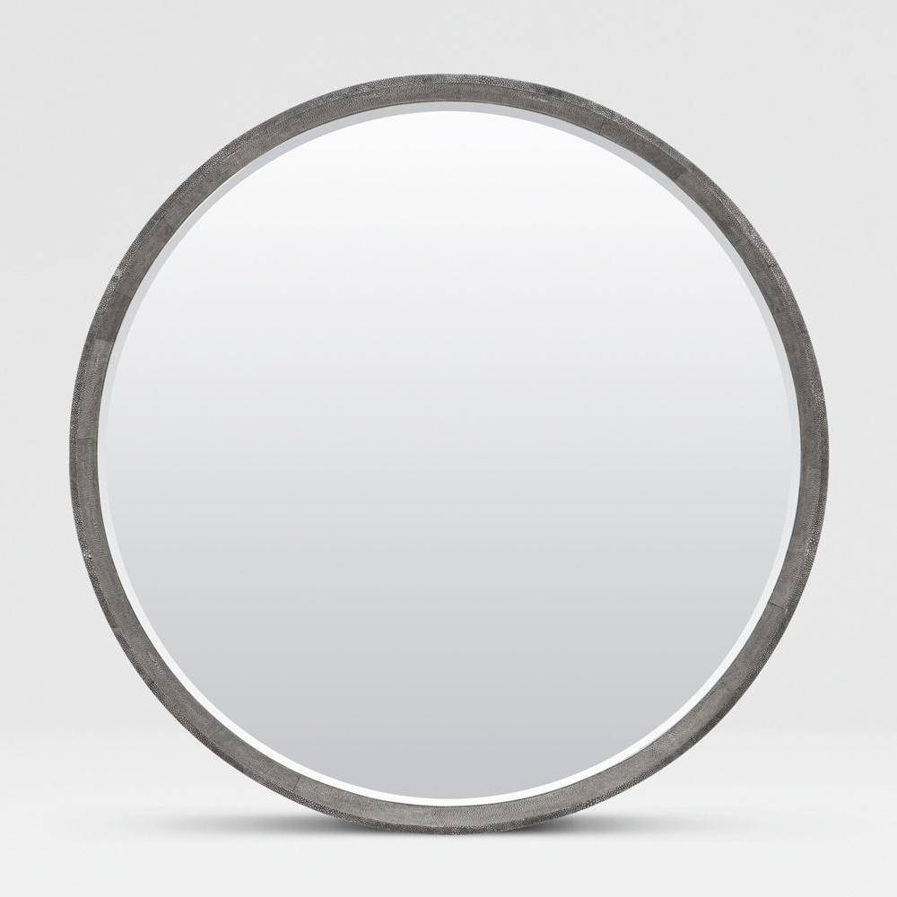 In Search Of The Perfect Round Mirror | Drivendecor for Black Round Mirrors (Image 14 of 25)