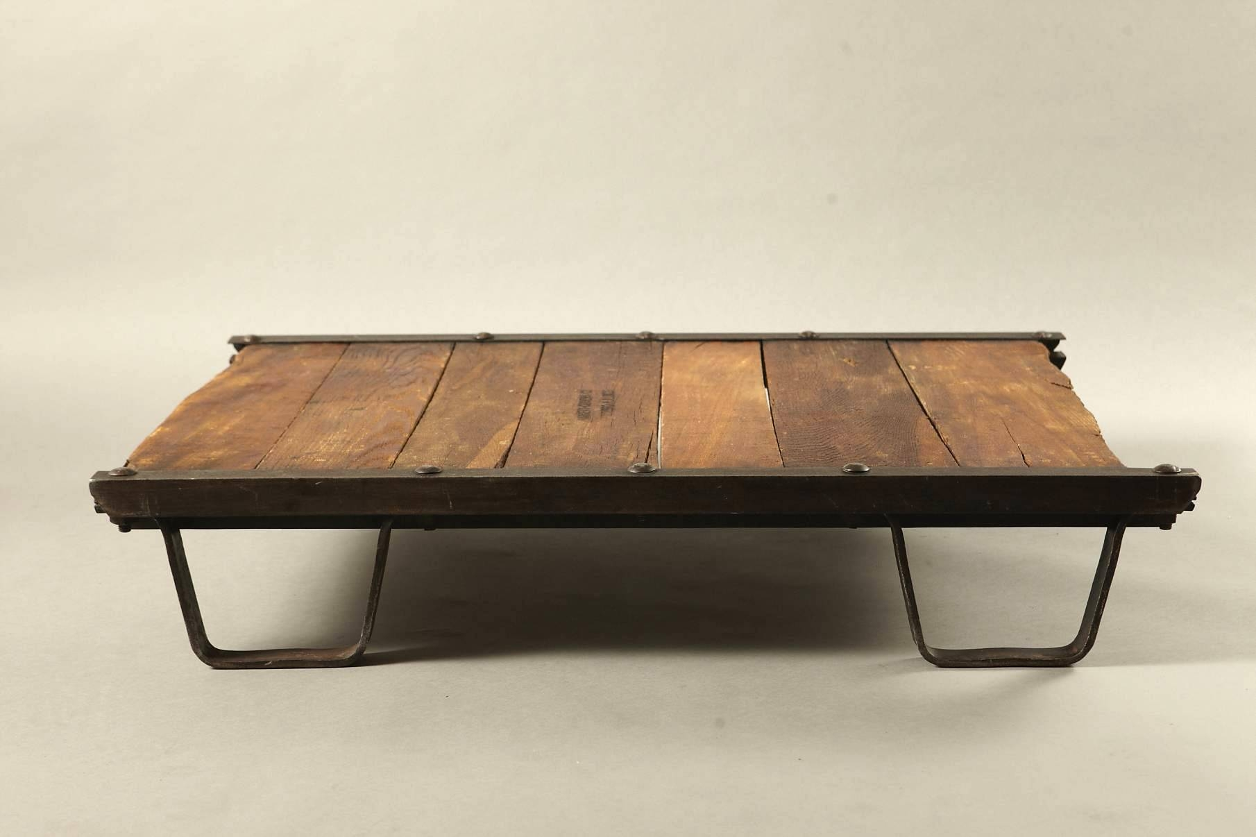 Featured Photo of Low Industrial Coffee Tables