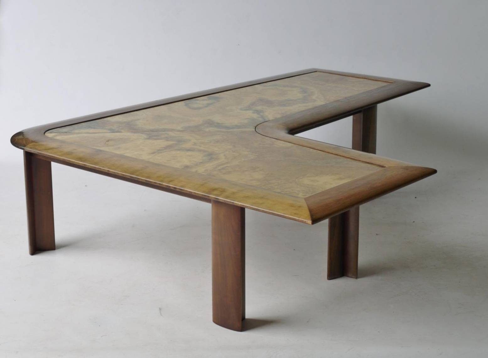 Inspirational L Shaped Coffee Table - Table Ideas with L Shaped Coffee Tables (Image 19 of 30)