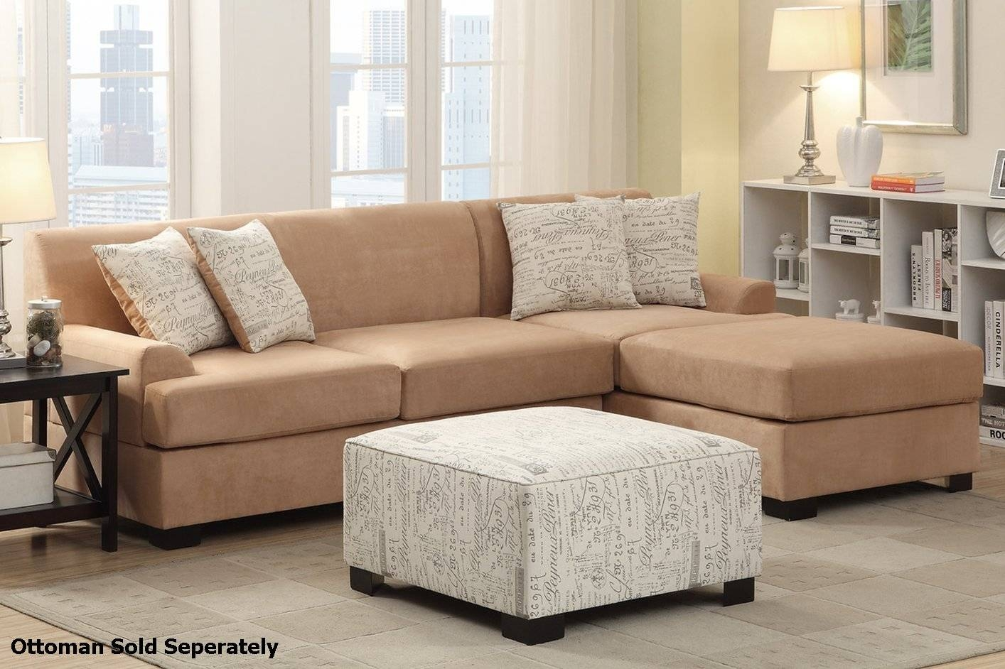 Interesting Bradley Sectional Sofa 13 With Additional Mitchell intended for Gold Sectional Sofa (Image 14 of 25)