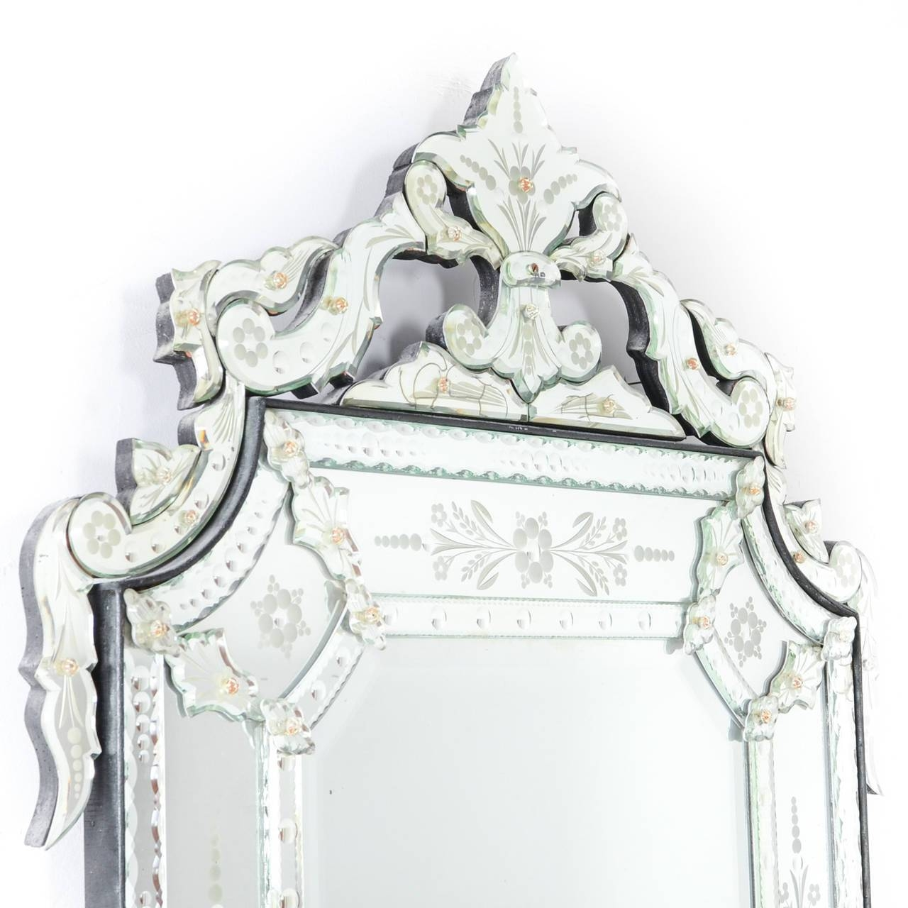 Interior: Framed Mirrors For Bathroom | Venetian Mirror | Leaning in Tall Venetian Mirrors (Image 3 of 25)