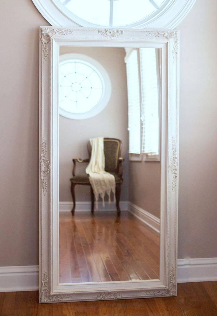 Interior: Frameless Full Length Mirror | Floor Length Mirrors within Full Length French Mirrors (Image 24 of 25)