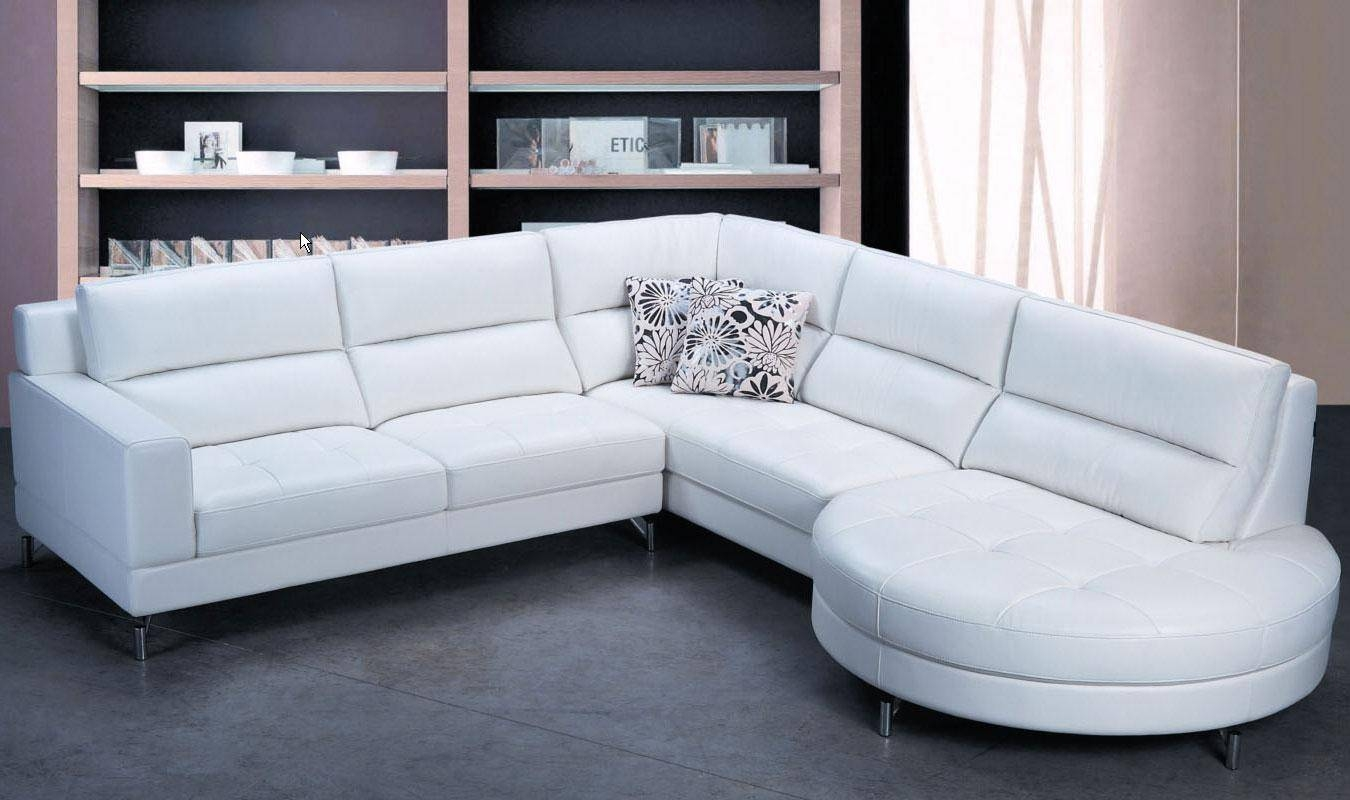 Featured Photo of Leather Sofa Sectionals For Sale