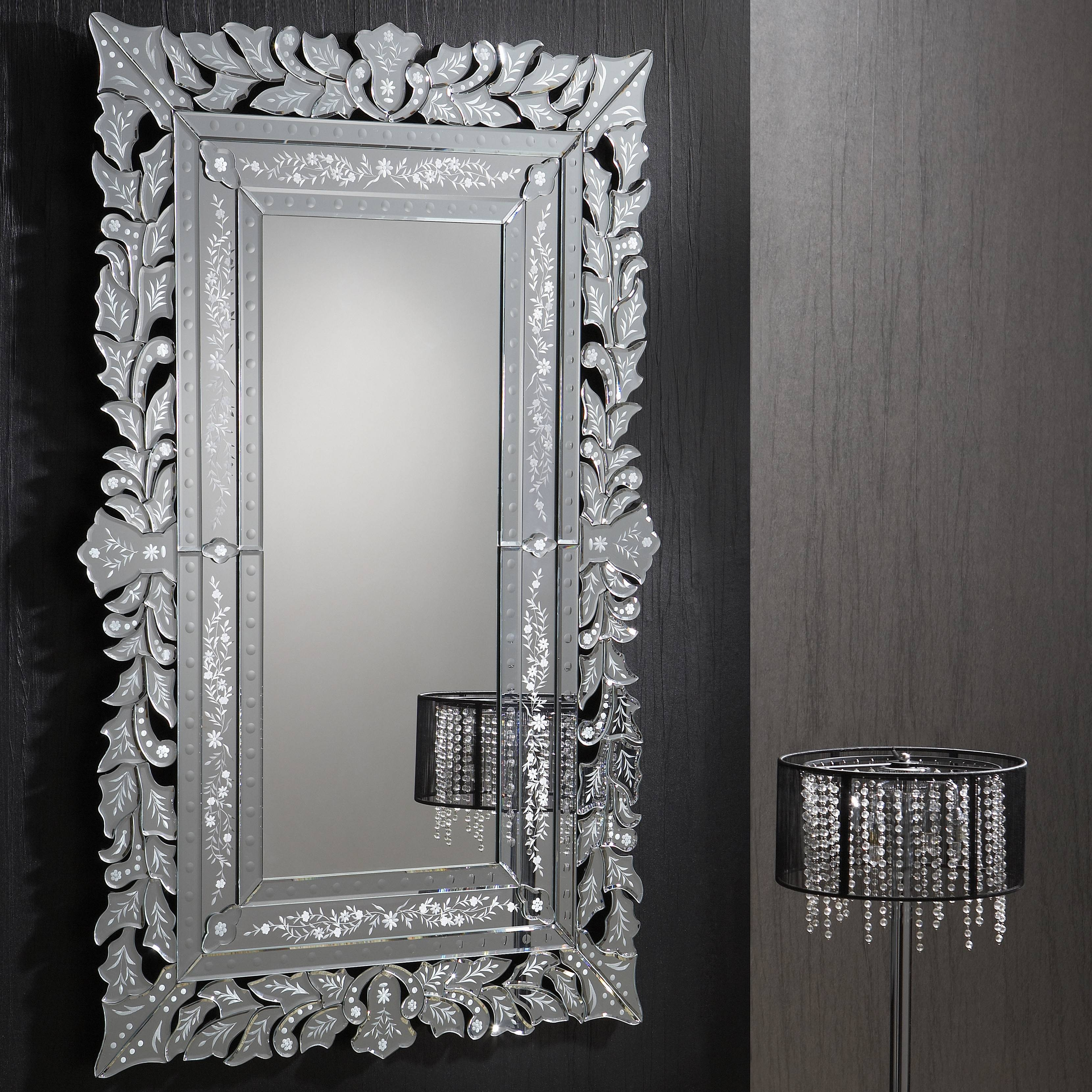 Interior: Mirrors Venetian Venetian Mirror Venetian Style Mirror in Venetian Mirrors (Image 13 of 25)