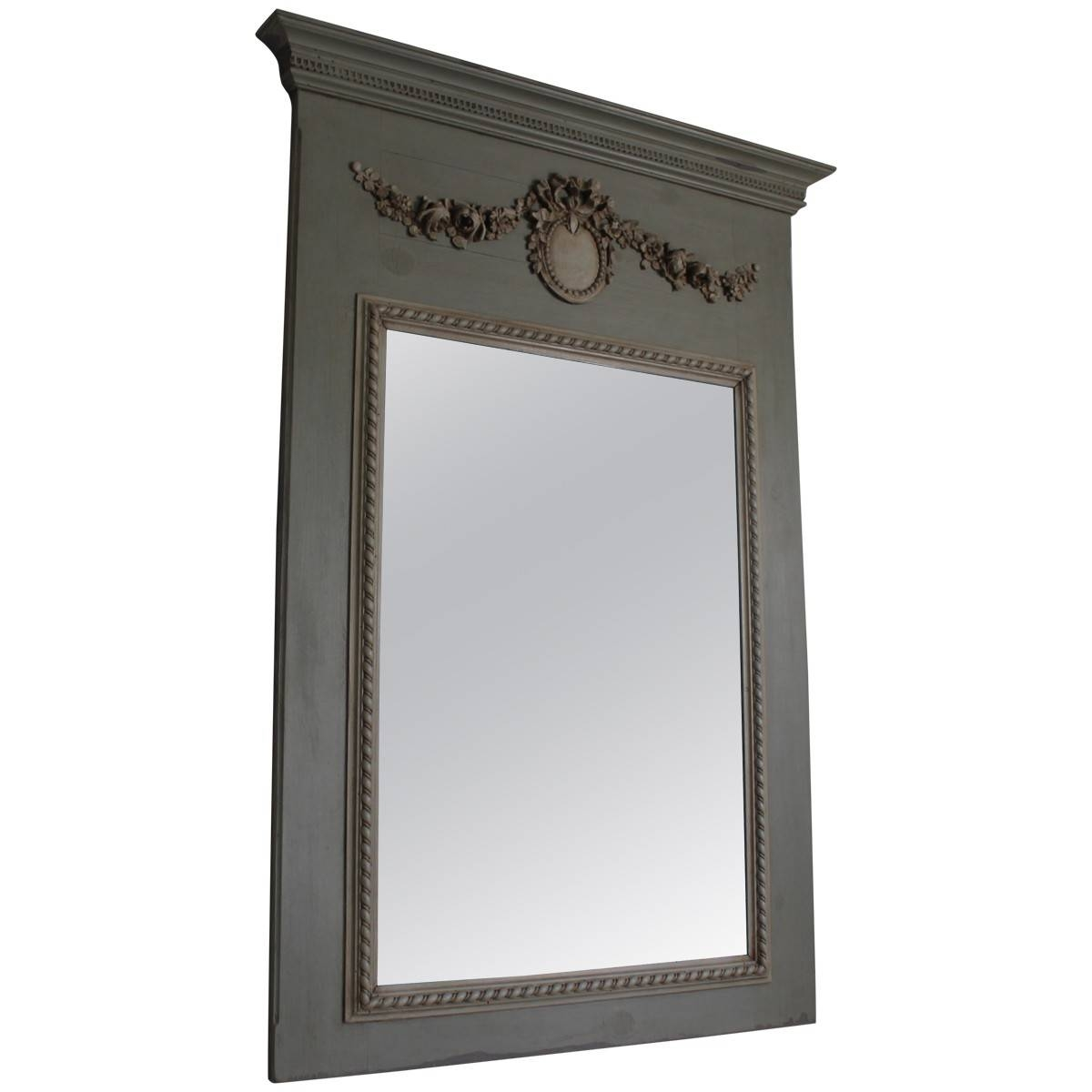 Interior: Vintage Trumeau Mirror For Home Interiors — Nadabike inside Venetian Style Wall Mirrors (Image 6 of 25)