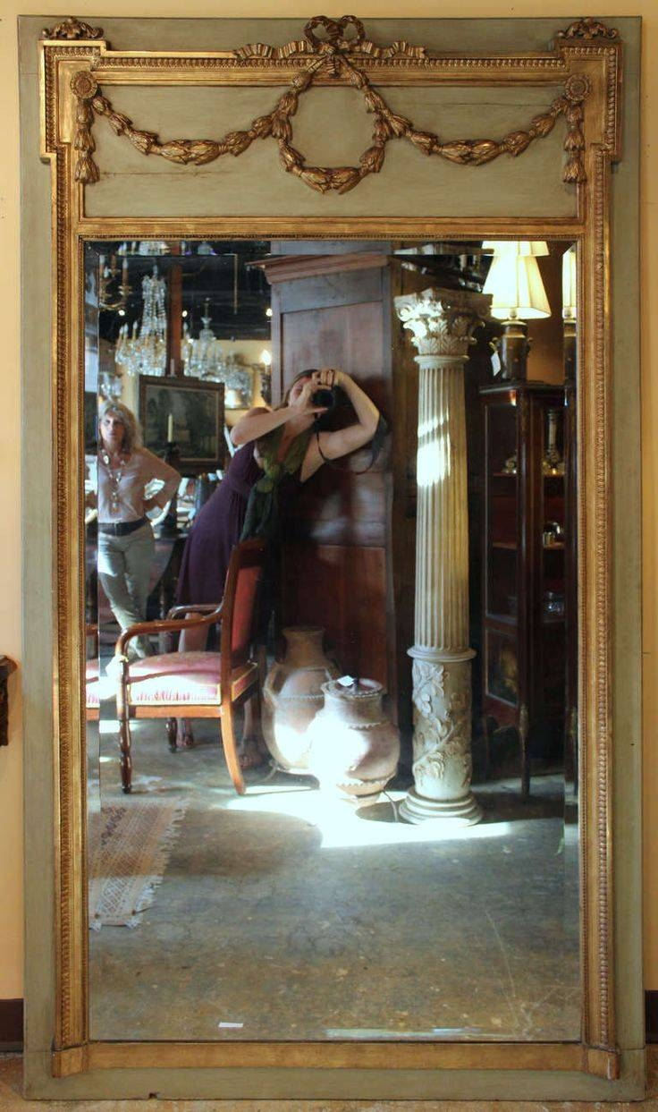 Interior: Vintage Trumeau Mirror For Home Interiors — Nadabike pertaining to Tall Venetian Mirrors (Image 11 of 25)