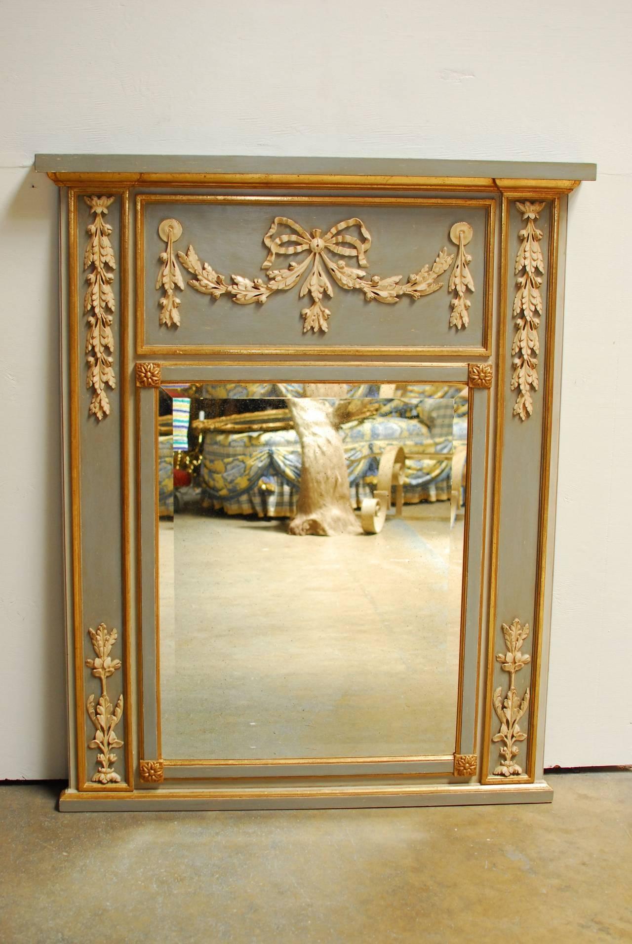 Interior: Vintage Trumeau Mirror For Home Interiors — Nadabike regarding Tall Venetian Mirrors (Image 12 of 25)