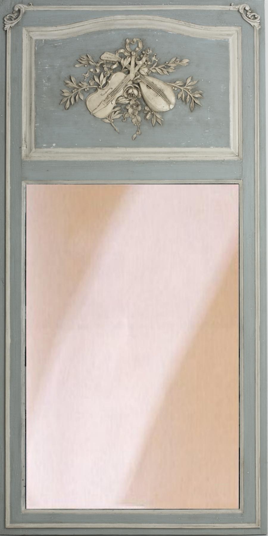 Interior: Vintage Trumeau Mirror For Home Interiors — Nadabike regarding Tall Venetian Mirrors (Image 13 of 25)