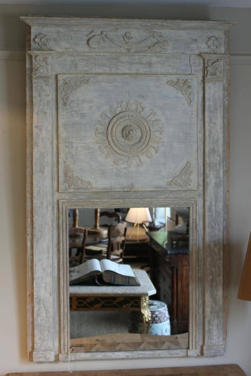 Interior: Vintage Trumeau Mirror For Home Interiors — Nadabike with regard to Funky Mirrors for Bathrooms (Image 25 of 25)