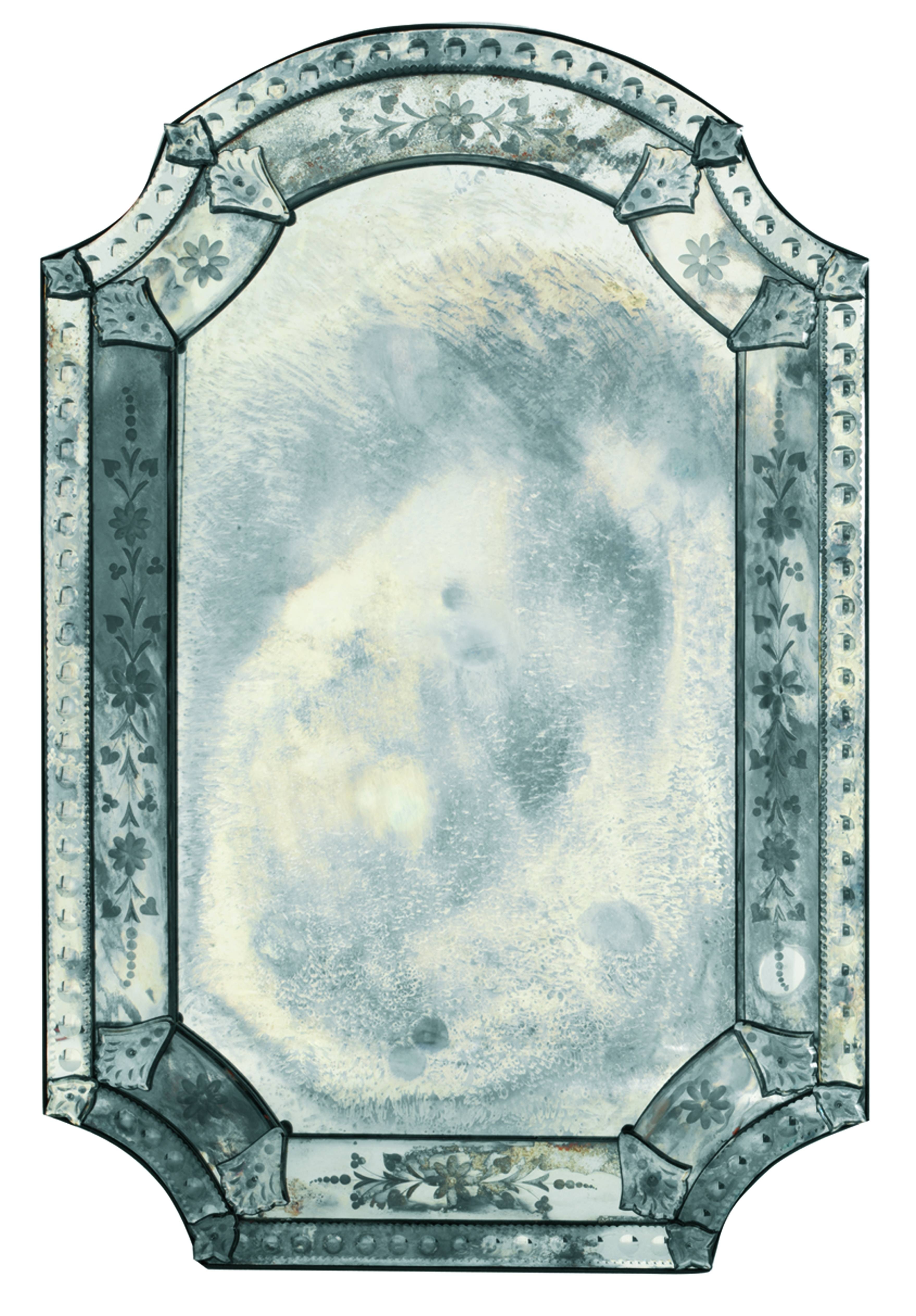 Interior: Vintage Venetian Mirror For Classic Interior Decor throughout Tall Venetian Mirrors (Image 15 of 25)