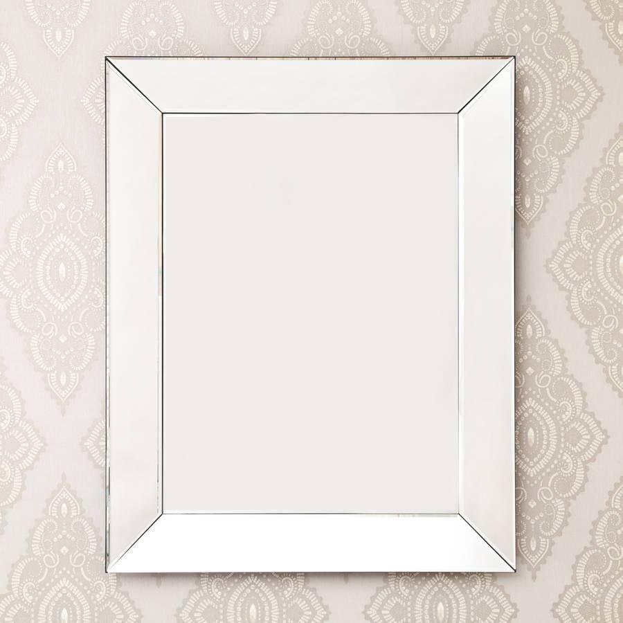 Interior: Vintage Venetian Mirror For Classic Interior Decor with Tall Venetian Mirrors (Image 17 of 25)