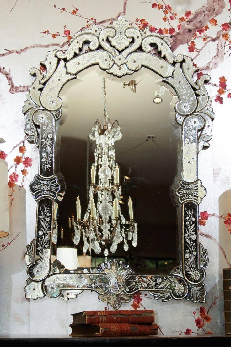 25 Best Collection Of Venetian Bathroom Mirrors