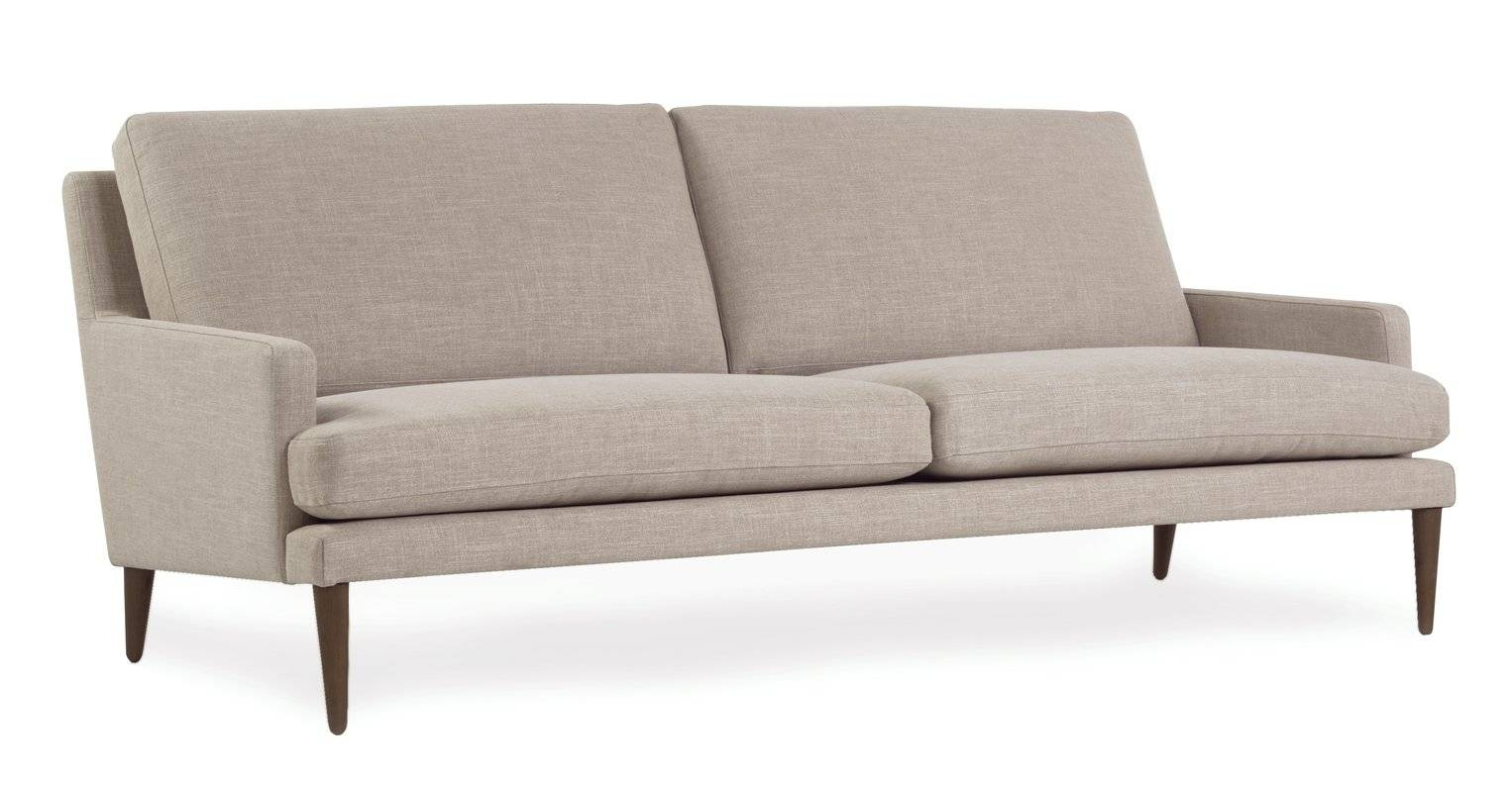 Iqrup And Ritz Brooklyn Mid-Century Modern 3 Seater Sofa | Wayfair throughout Modern 3 Seater Sofas (Image 16 of 30)