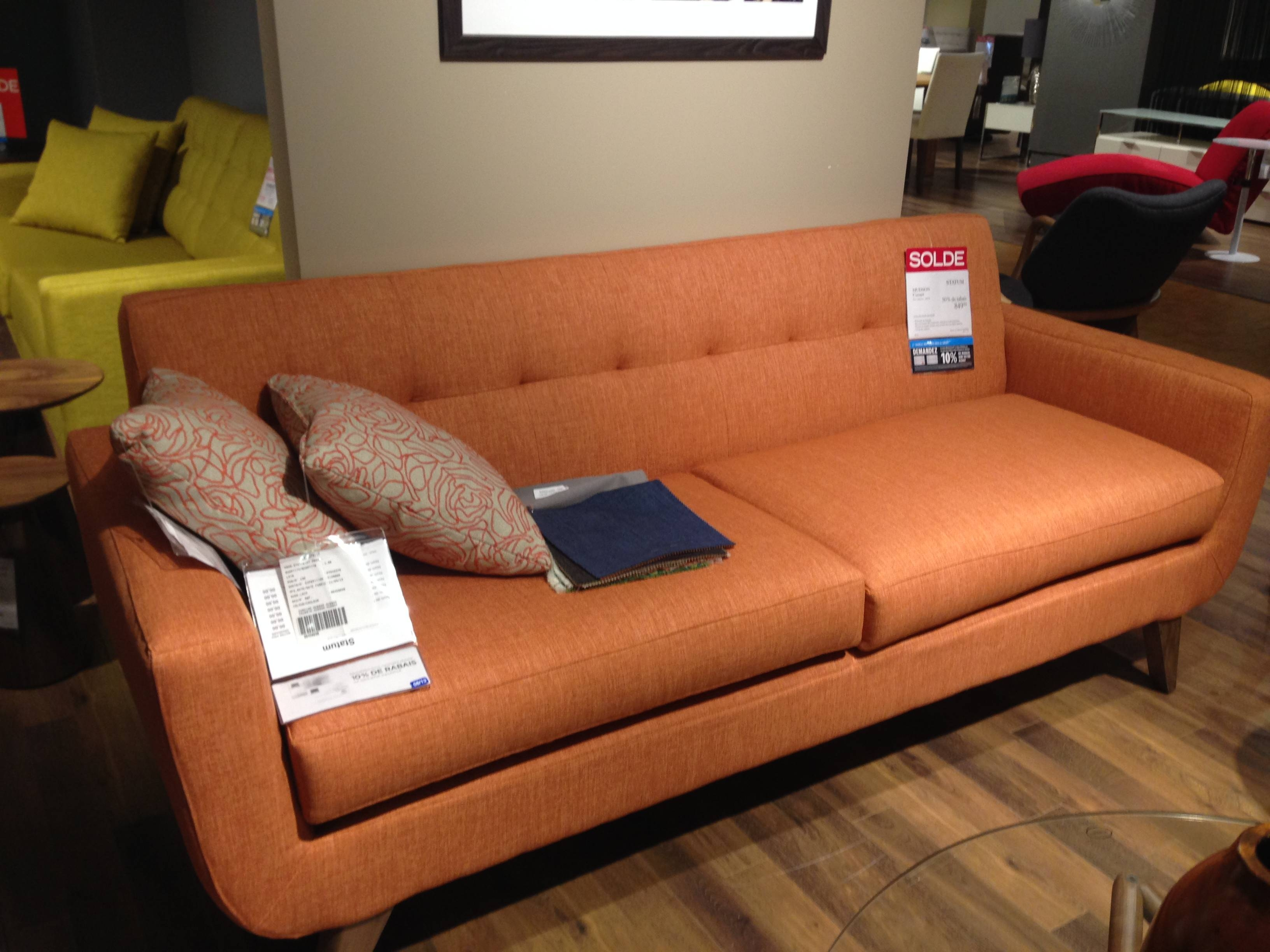 "Is This The Perfect ""Chesterfield"" For The Manse? 