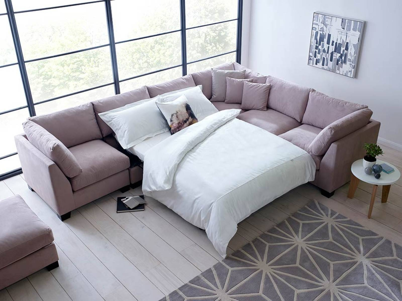 Isabelle Corner Sofa Bed Sectional | Living It Up in Corner Couch Bed (Image 24 of 30)