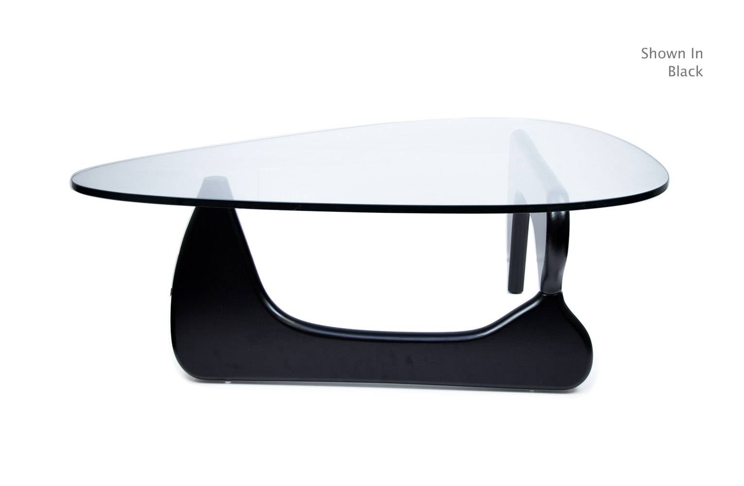 Isamu Noguchi Coffee Table: Modern Table - Serenity Living Stores within Noguchi Coffee Tables (Image 6 of 30)