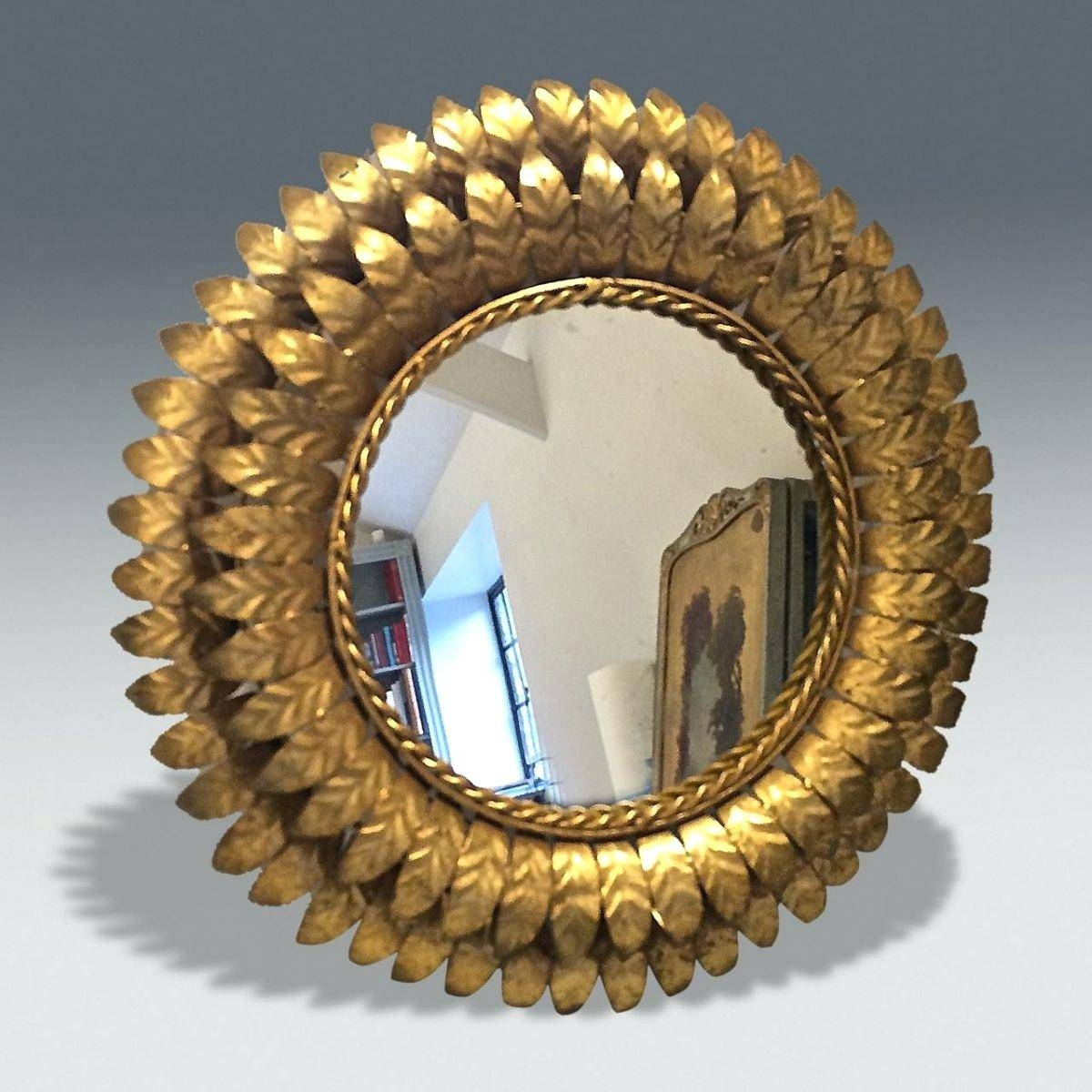 Italian Antique Mirror – Shopwiz inside Antique Mirrors London (Image 23 of 25)