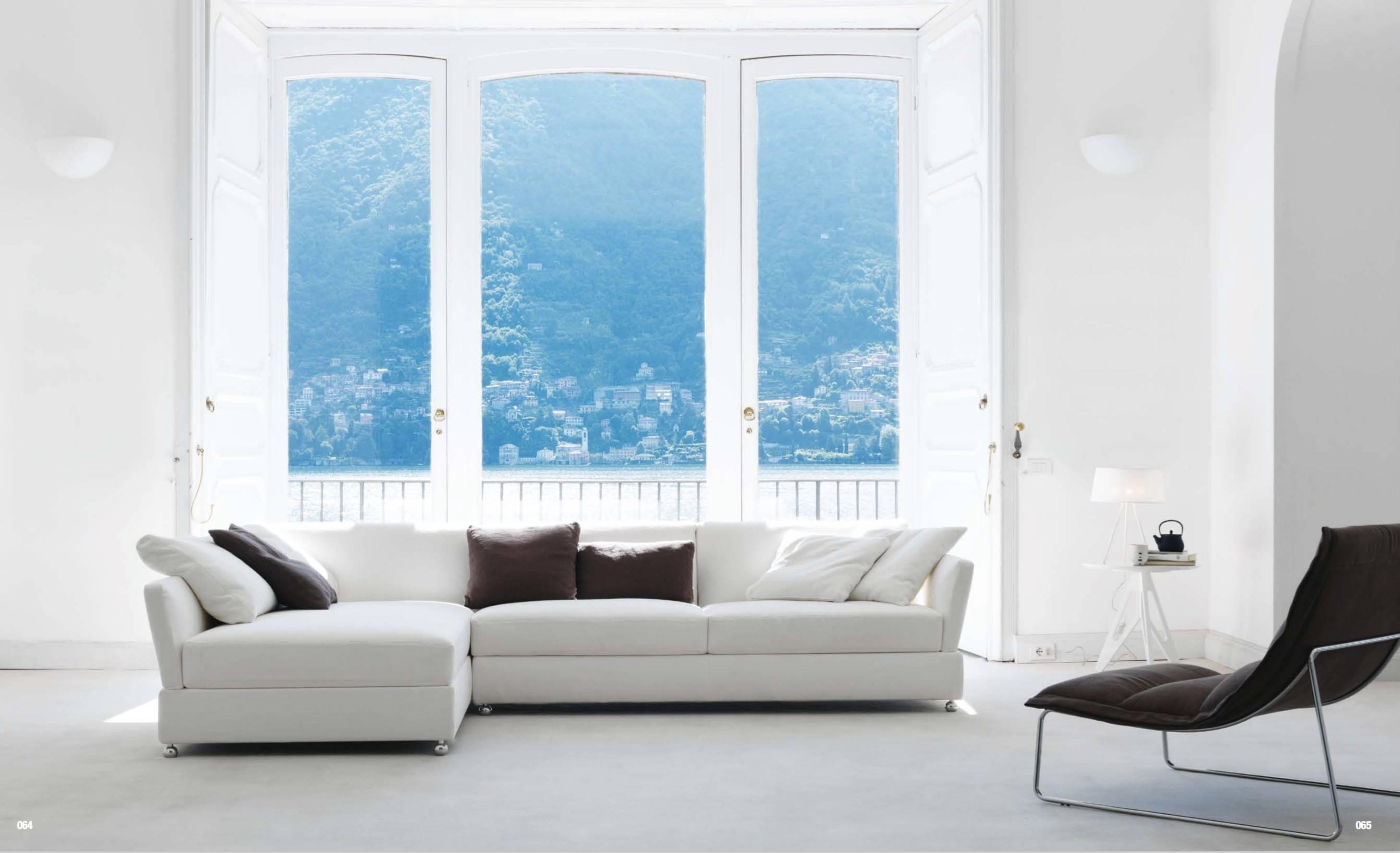 Italian Sofas At Momentoitalia - Modern Sofas,designer Sofas inside Down Filled Sectional Sofas (Image 13 of 30)