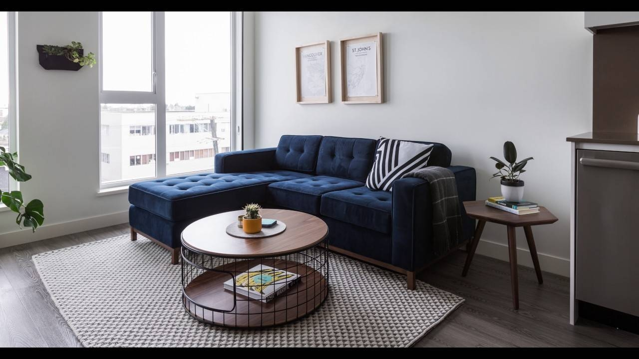 Jane Bi-Sectional Sofa Demogus* Modern - Youtube intended for Bisectional Sofa (Image 20 of 30)