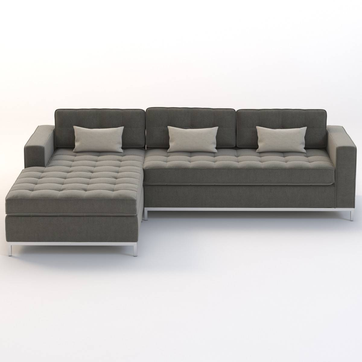 Jane Bi Sectional Sofa - Leather Sectional Sofa with regard to Jane Bi Sectional Sofa (Image 14 of 30)
