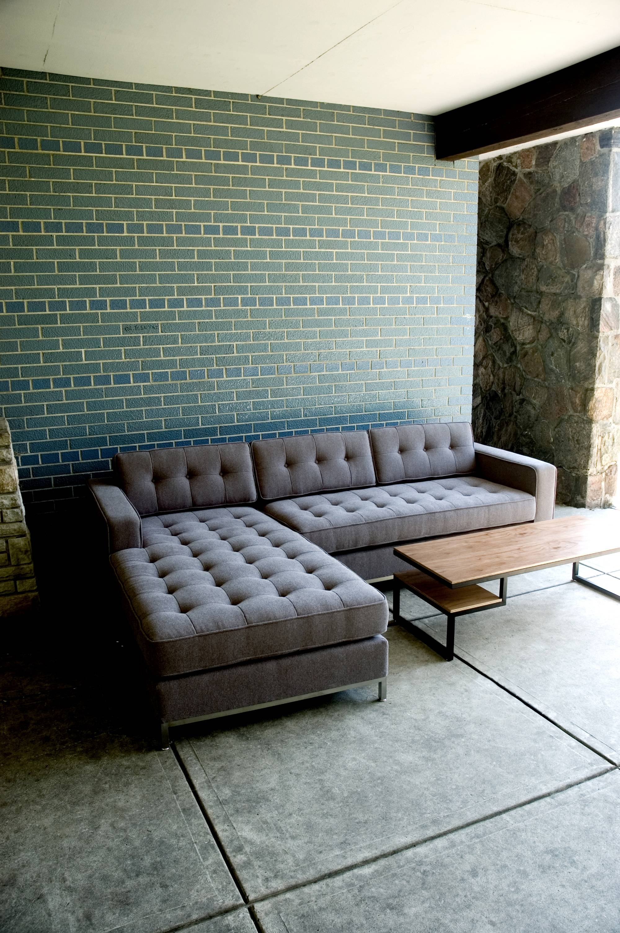 Jane Bi Sectional Stainless Base   Hip Furniture regarding Jane Bi Sectional Sofa (Image 15 of 30)