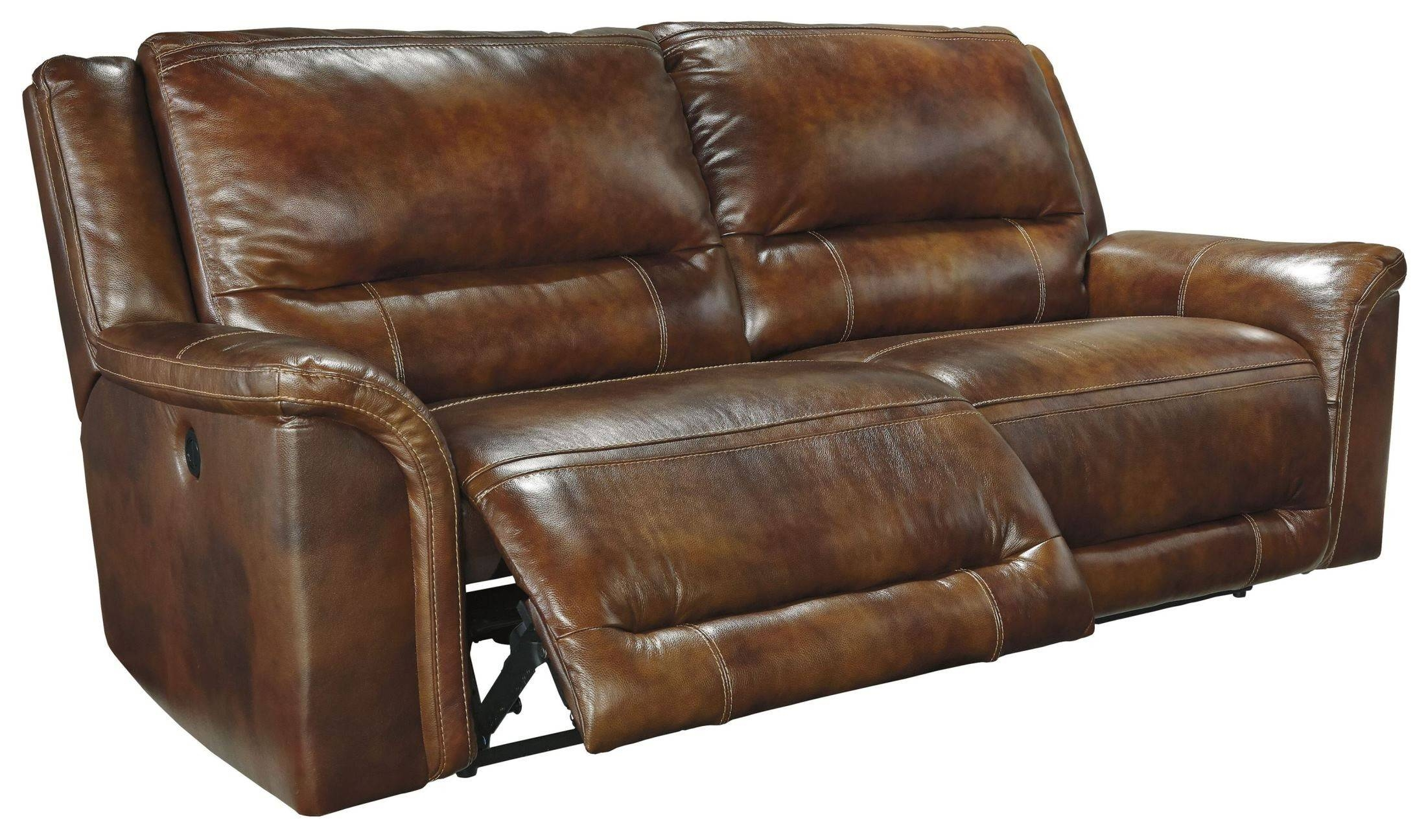 Jayron Harness 2 Seat Power Reclining Sofa From Ashley (u7660047 Pertaining To 2 Seater Recliner Leather Sofas (View 8 of 30)