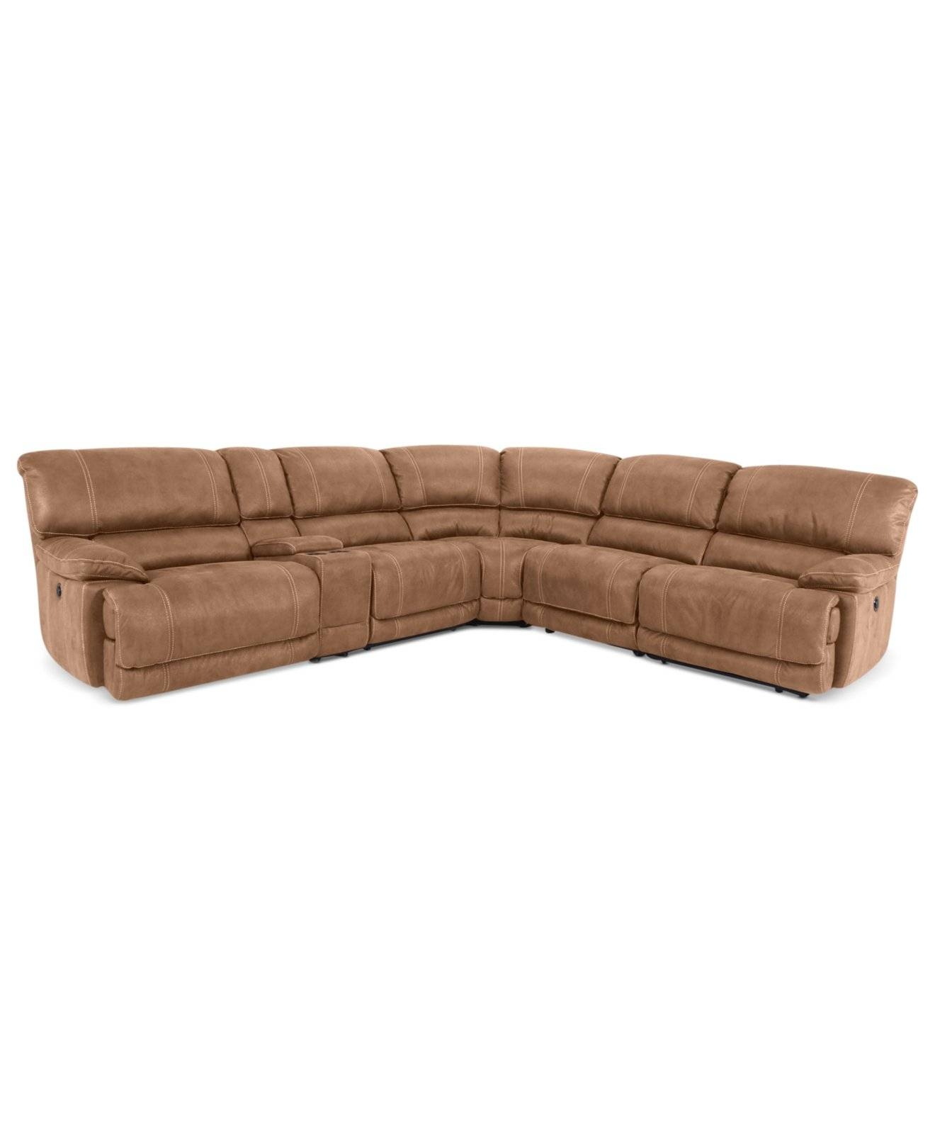 Jedd Fabric 6 Piece Power Reclining Sectional Sofa | Demand Sofas Set for Jedd Fabric Reclining Sectional Sofa (Image 19 of 30)