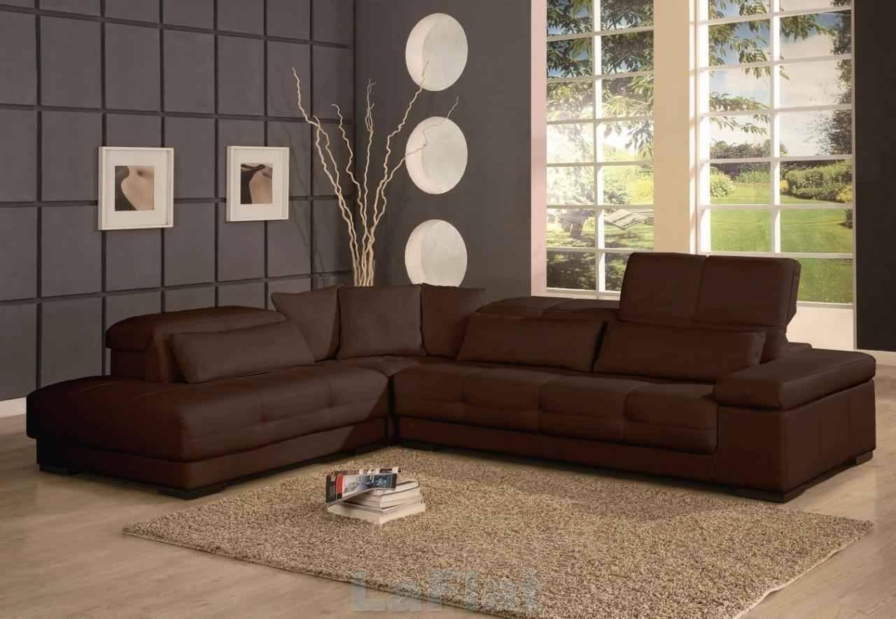 Jennifer Sofas - Leather Sectional Sofa inside Jennifer Sofas (Image 16 of 30)