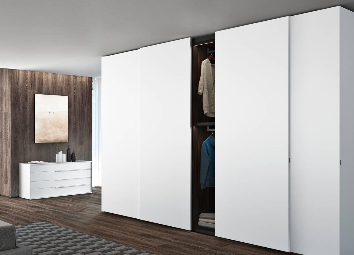 Jesse Plana Sliding Door Wardrobe – Jesse Wardrobes At Go Modern For Cheap 4 Door Wardrobes (View 7 of 15)