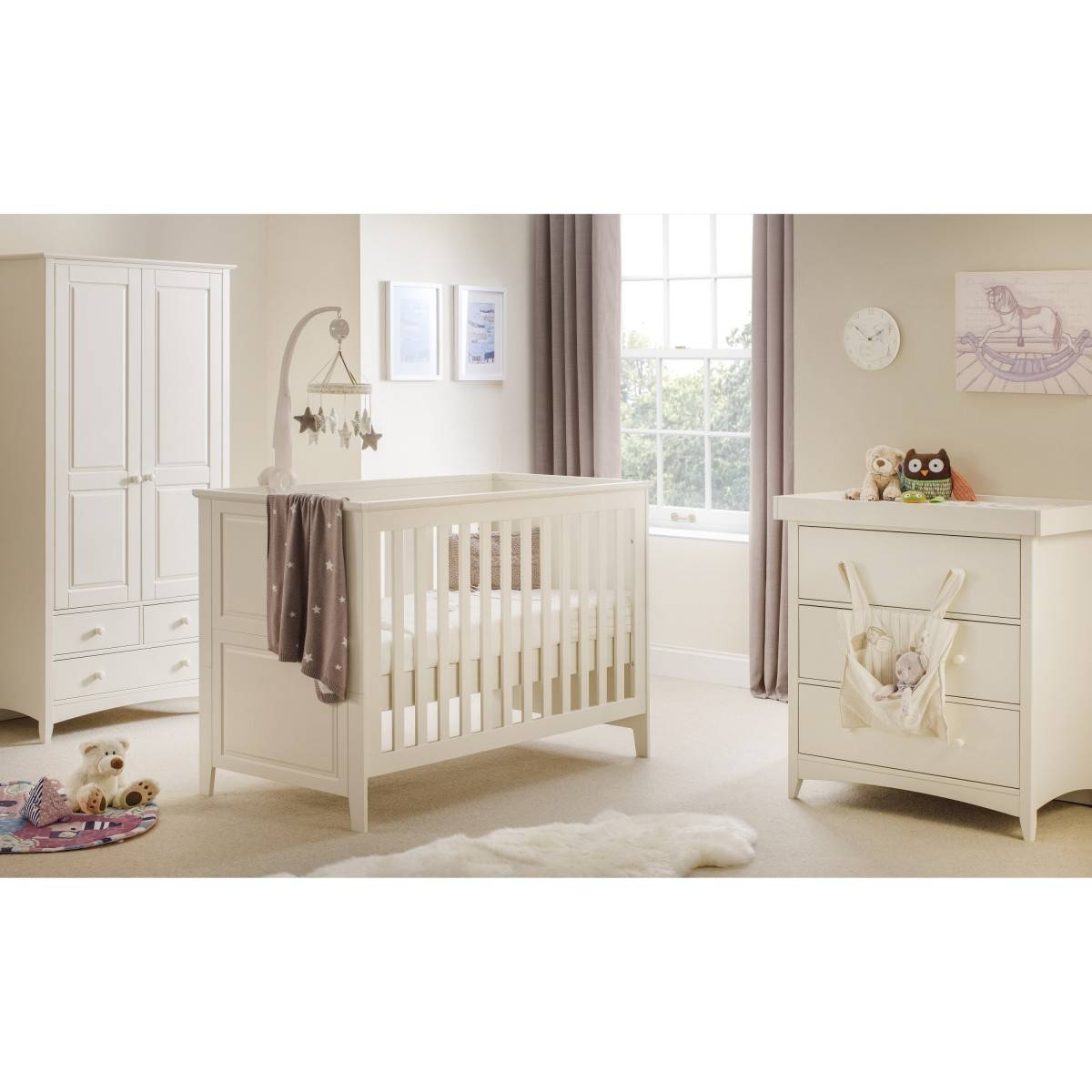 Julian-Bowen-Cameo-Baby-Cotbed-Toddler-Bed-Cam020 for Julian Bowen Cameo Wardrobes (Image 10 of 15)