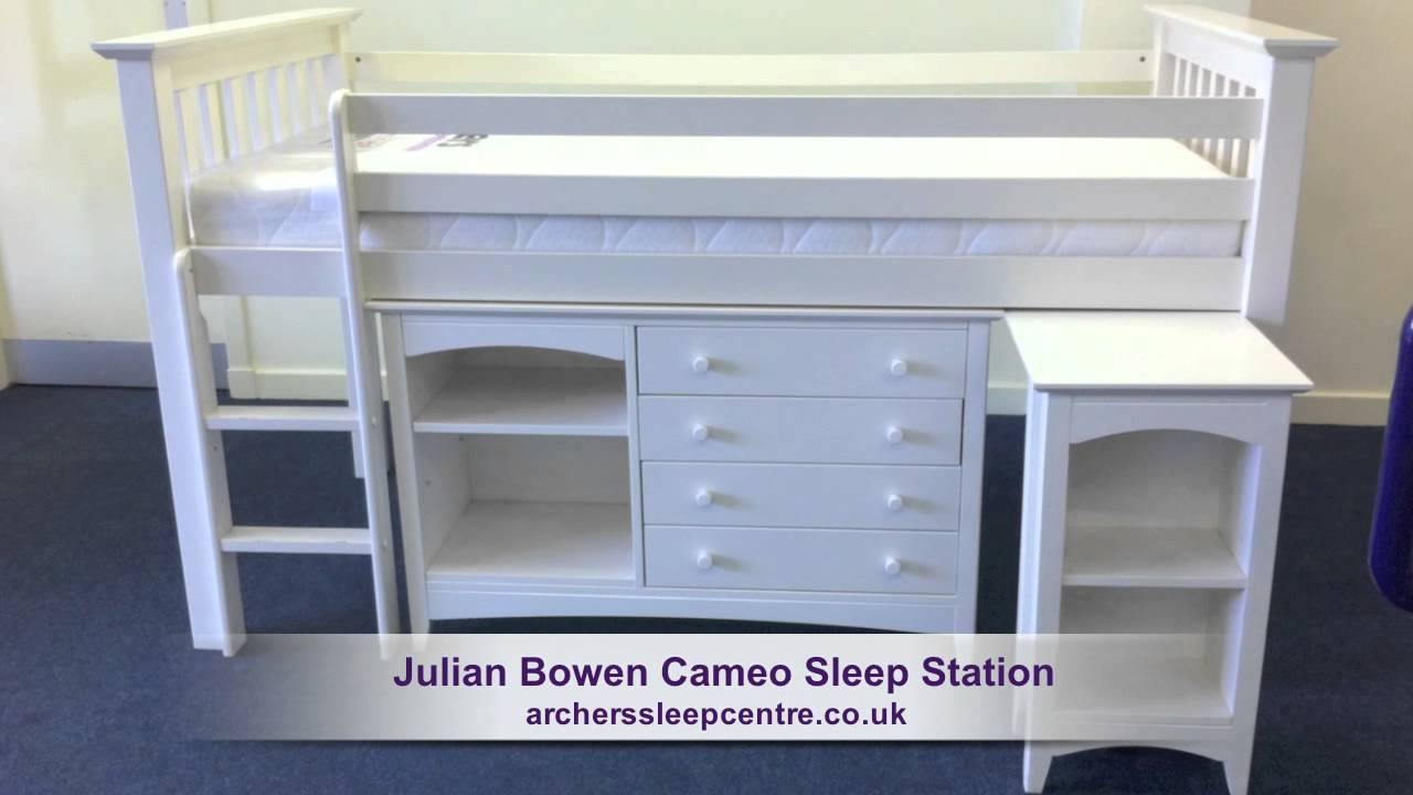 Julian Bowen Cameo Sleep Station - Youtube with regard to Julian Bowen Cameo Wardrobes (Image 5 of 15)