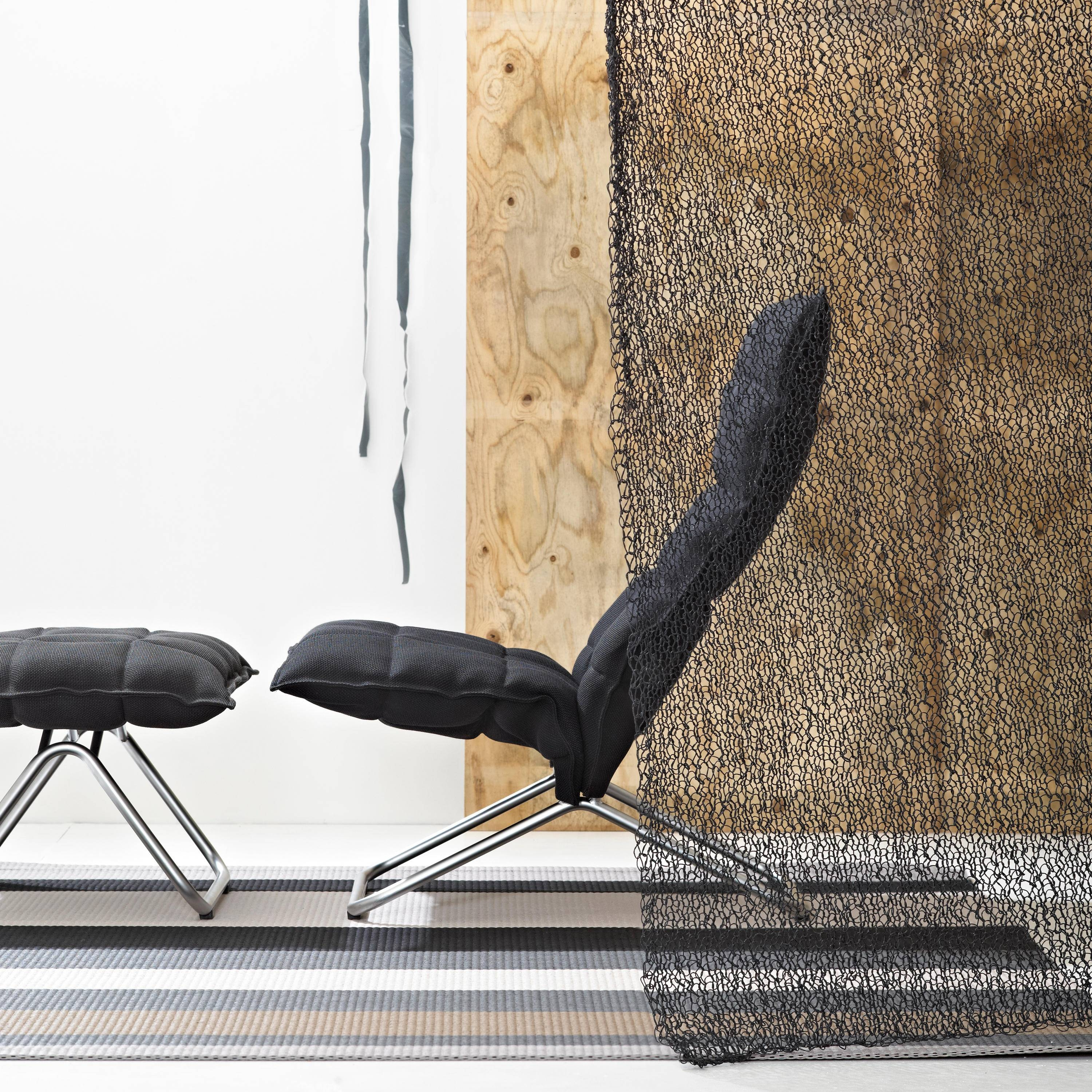 K Chair | Narrow | Swivel - Armchairs From Woodnotes | Architonic in Narrow Armchairs (Image 17 of 30)